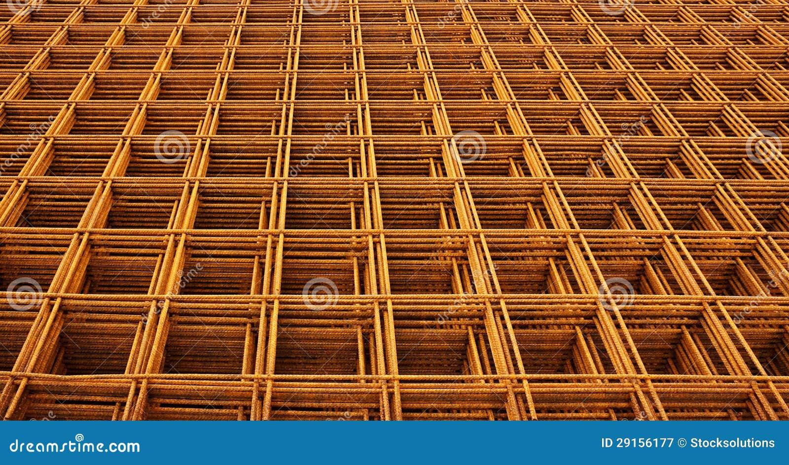 Geschweißtes Drahtgewebe (WWF) Stockbild - Bild von bildschirm ...