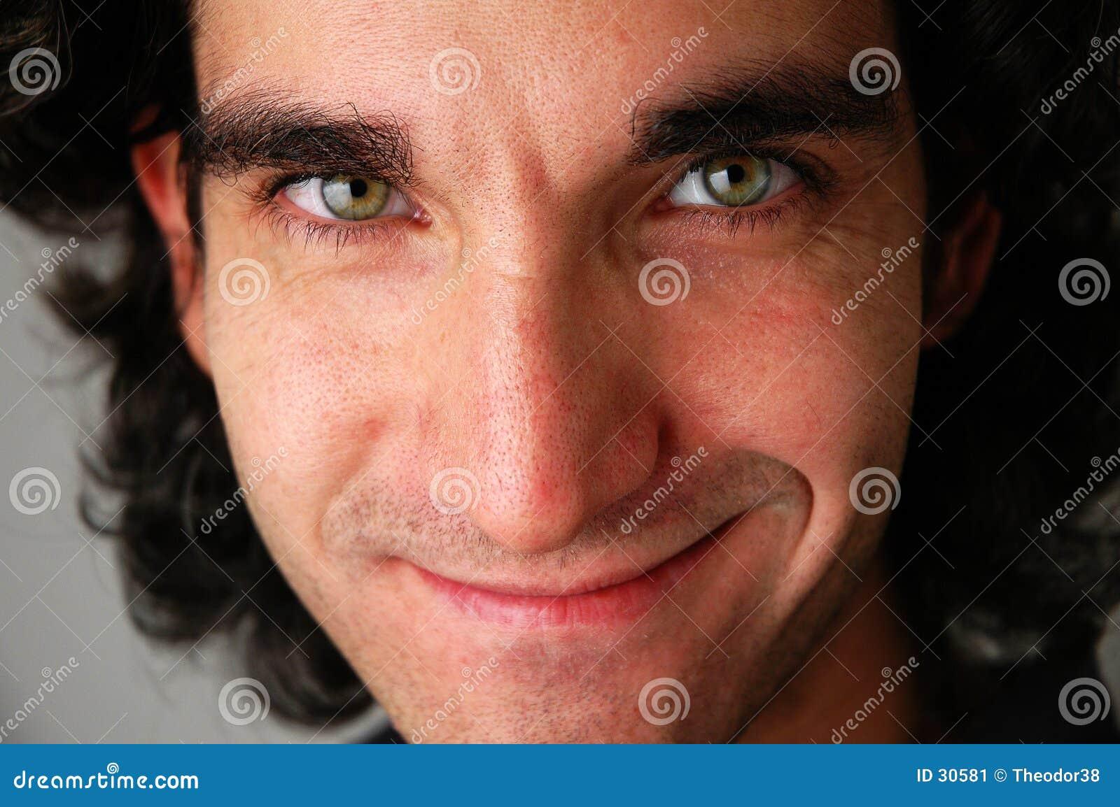 Gesicht close-up-1