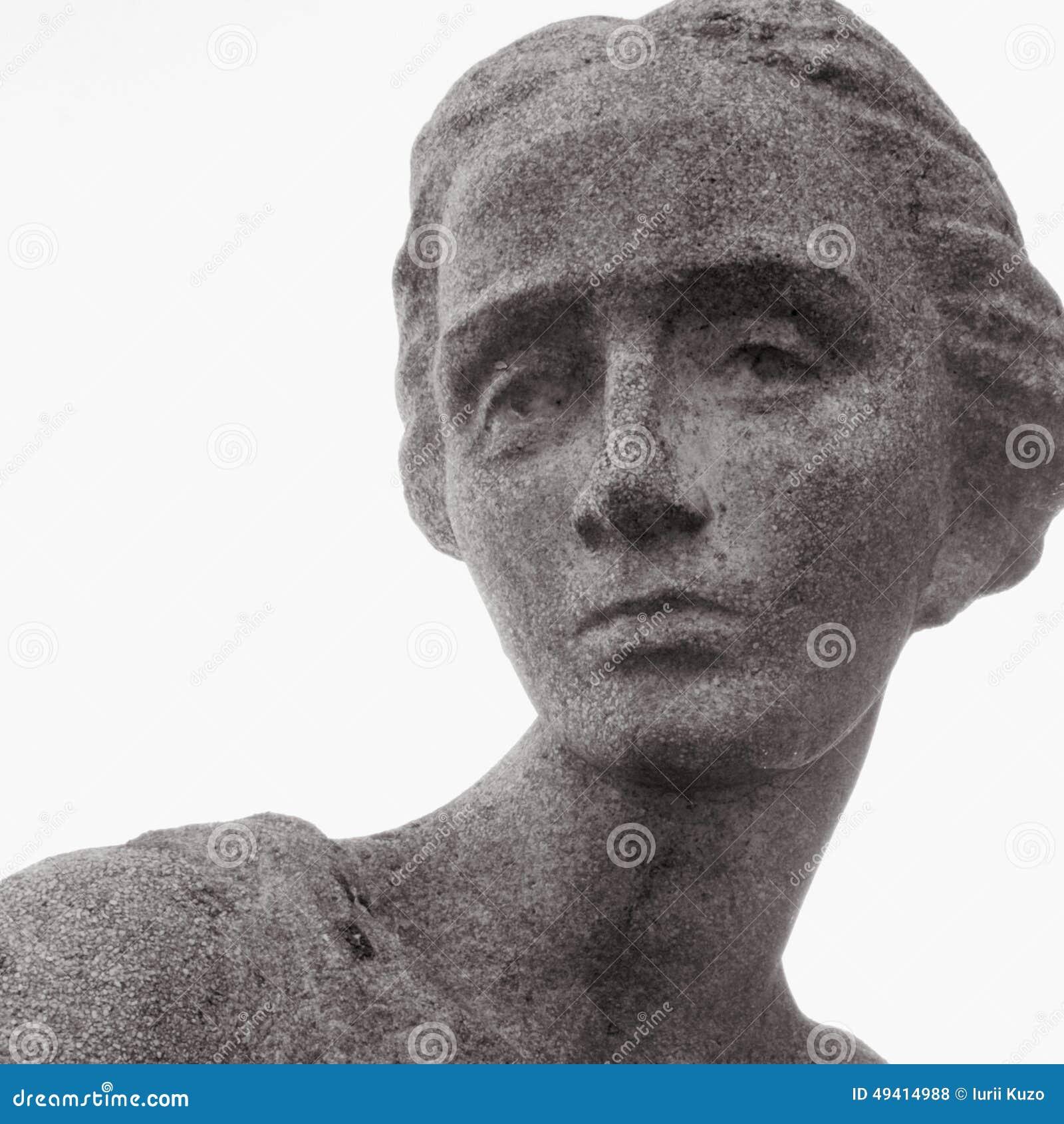 Download Gesicht Der Göttin Von Liebe Aphrodite (Venus) Stockfoto - Bild von griechenland, mythologie: 49414988