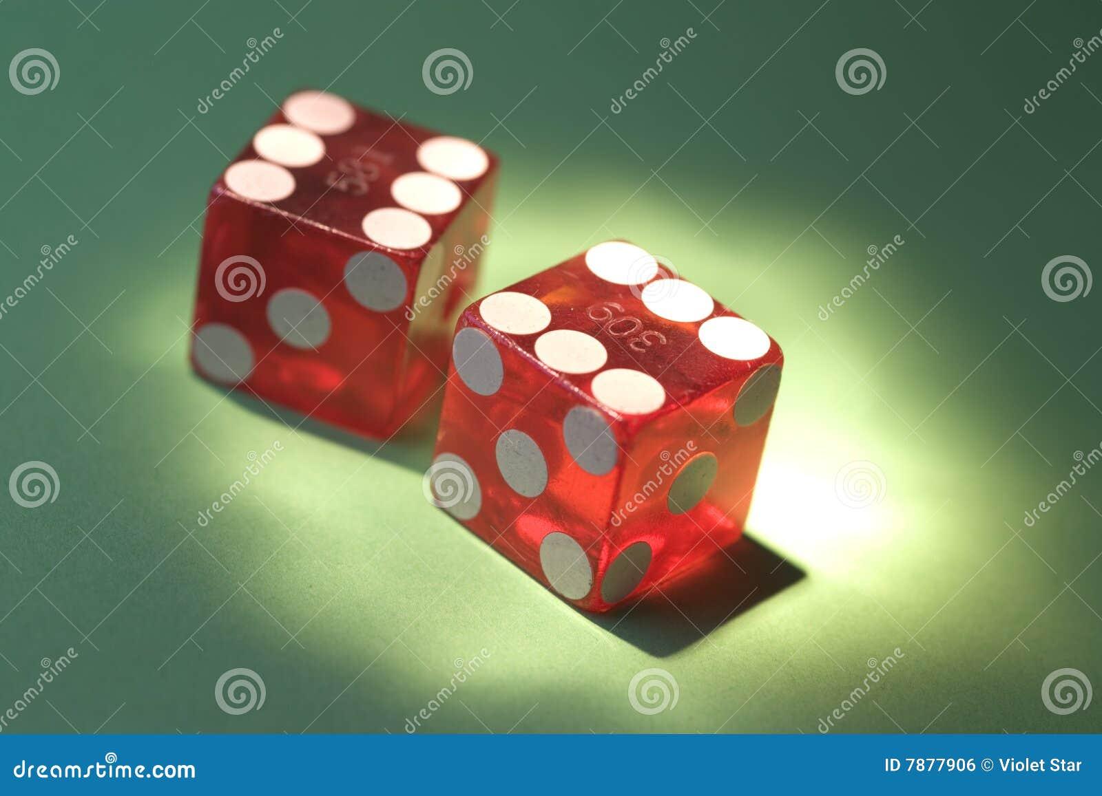 Geslagen casinomatrijs