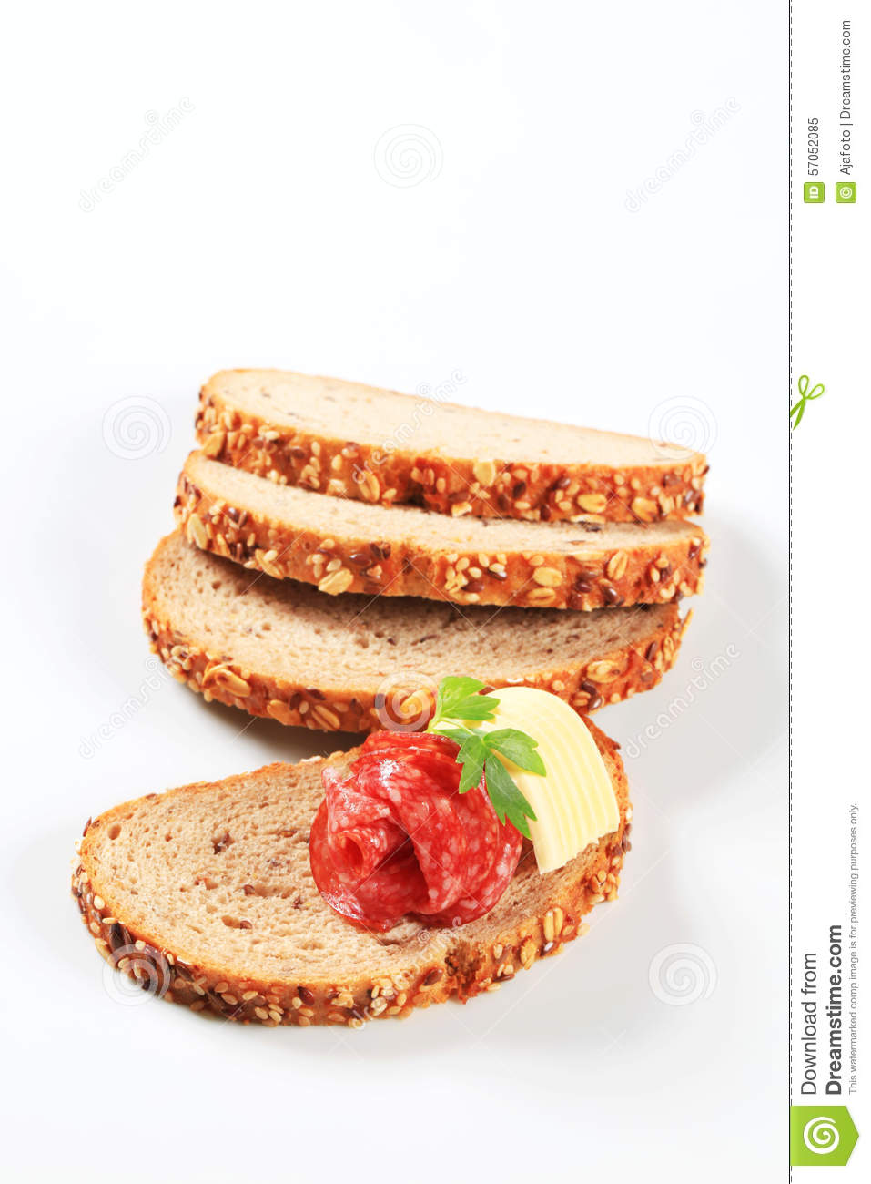 Gesneden brood