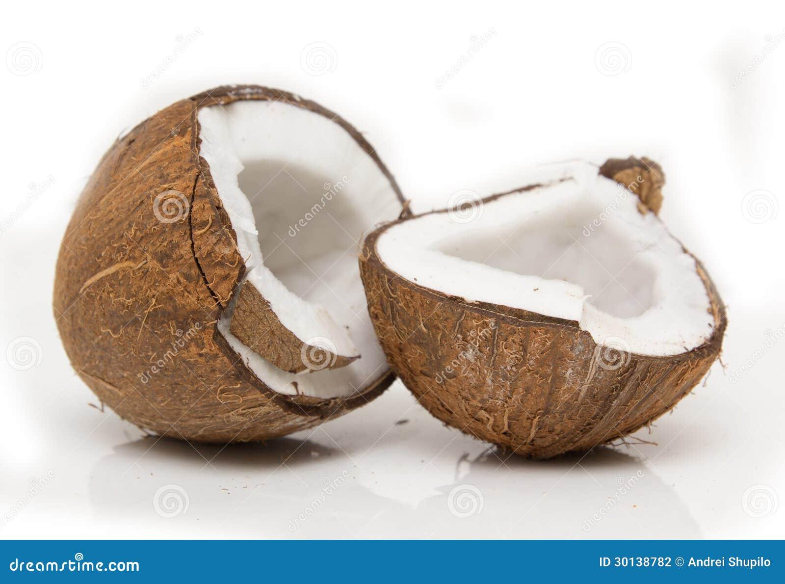 Gespleten coco