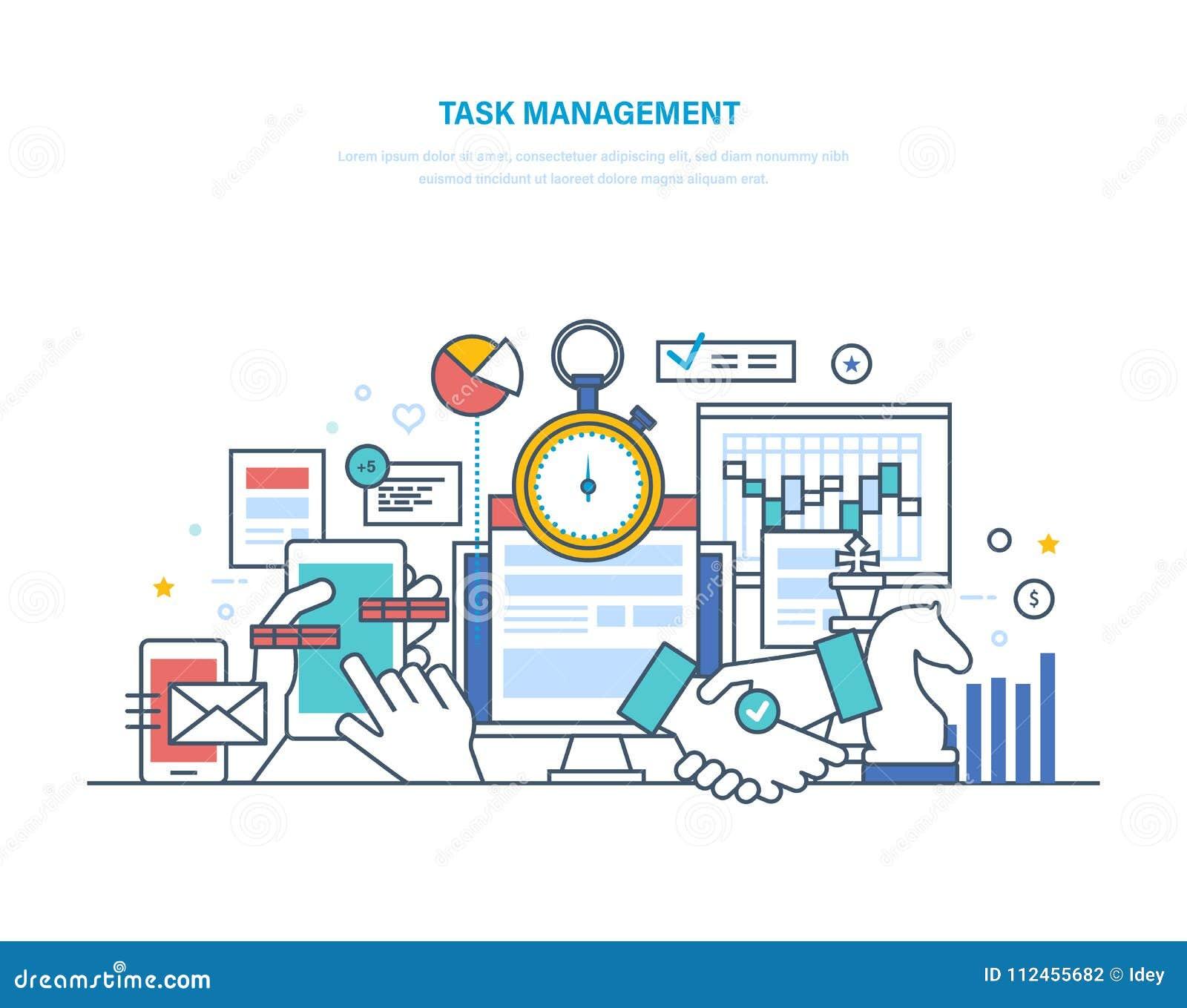 Gestão de tarefa, produtividade, planeamento, coordenação Gestão de tempo, análise de negócio, pesquisa