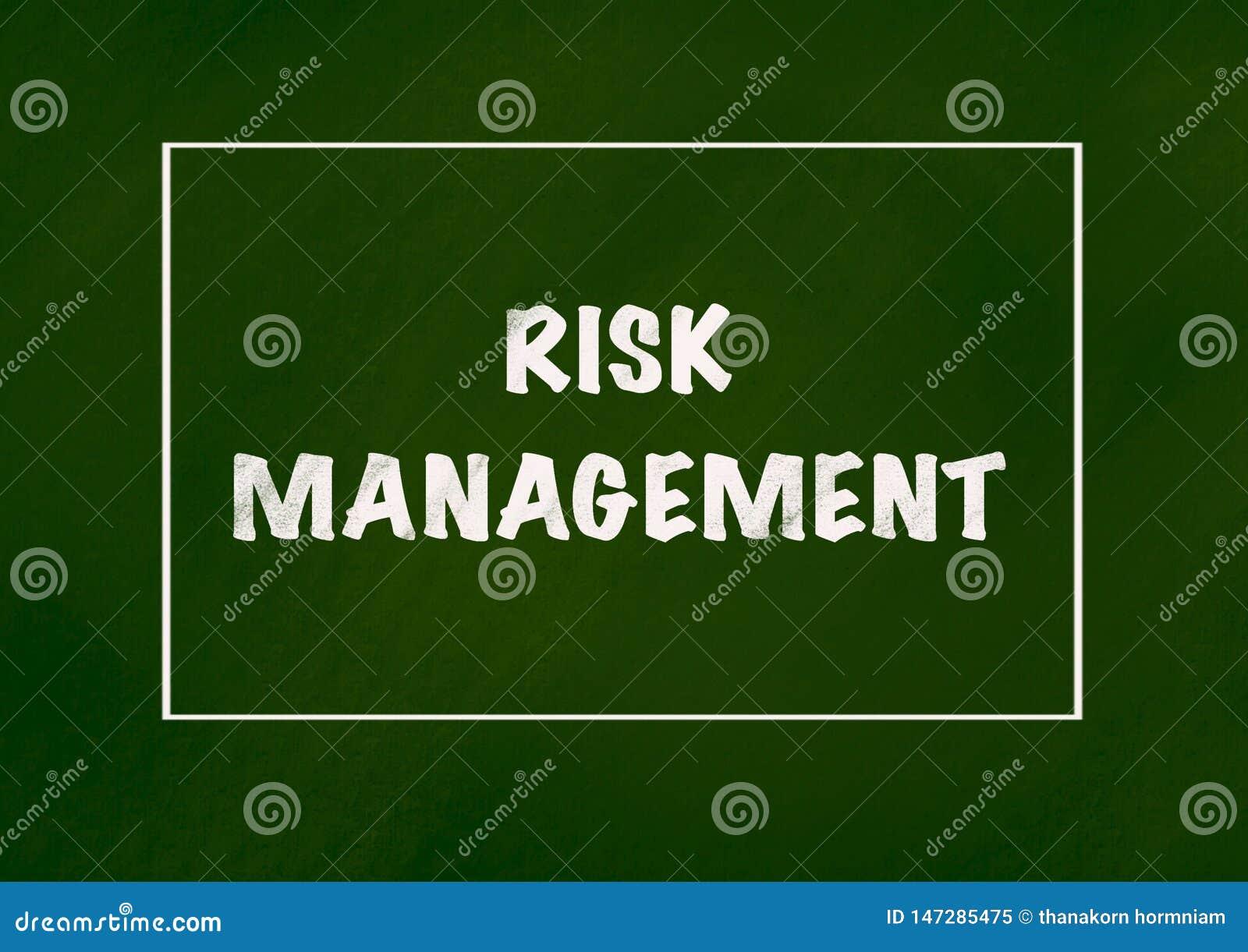 Gest?o de riscos