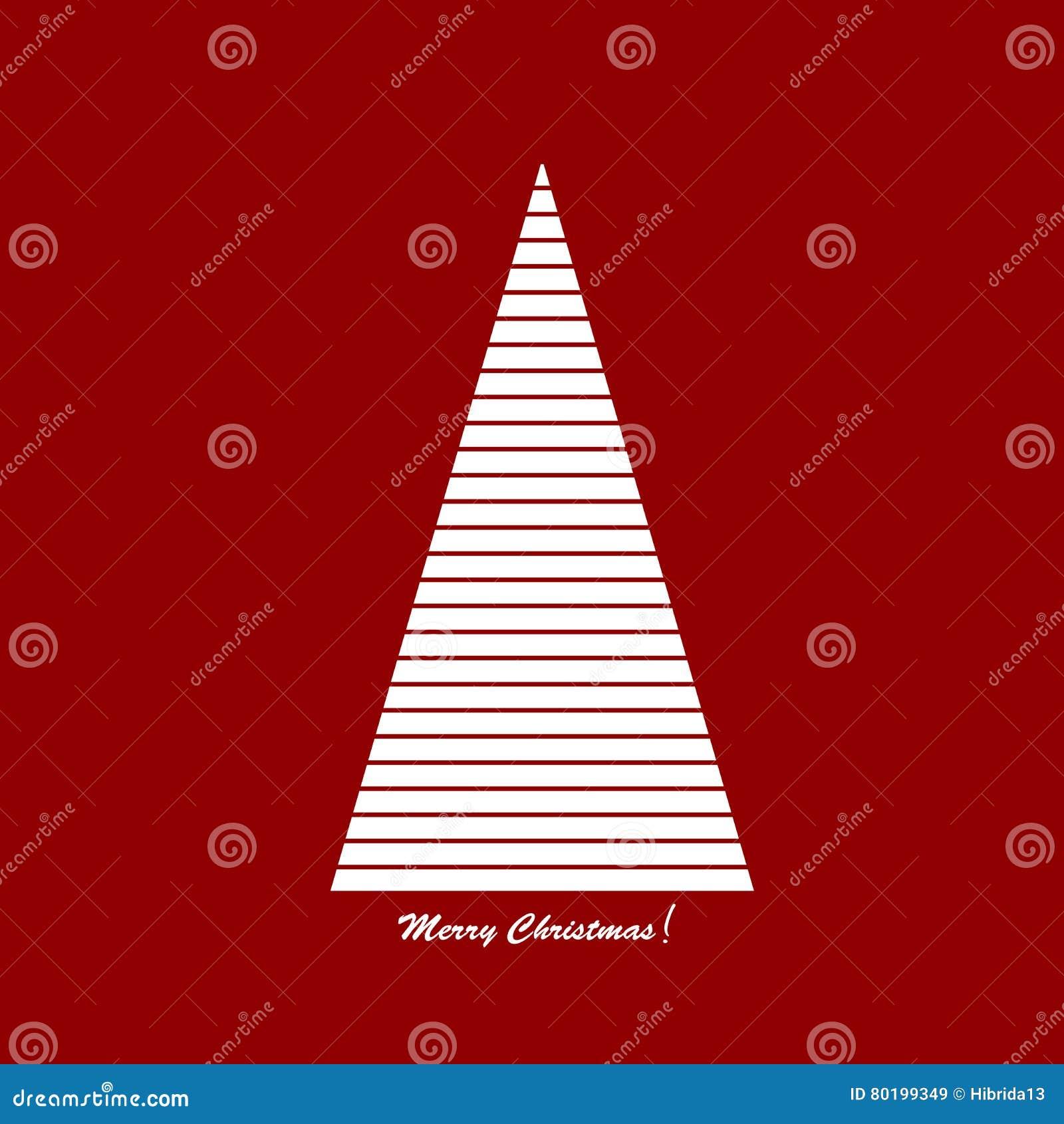 Gestileerde Kerstboom