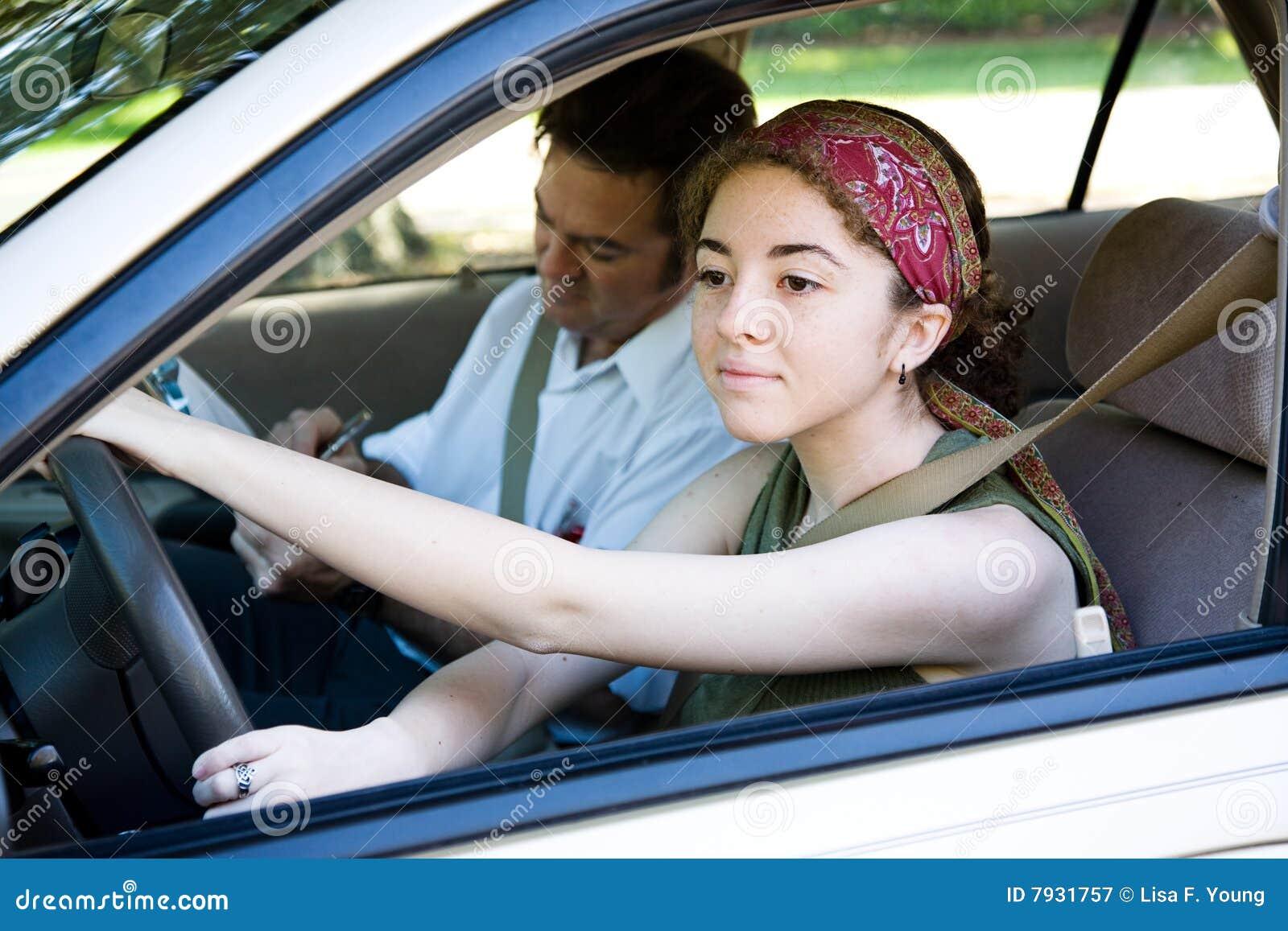 Gestionnaire de l adolescence sur la route