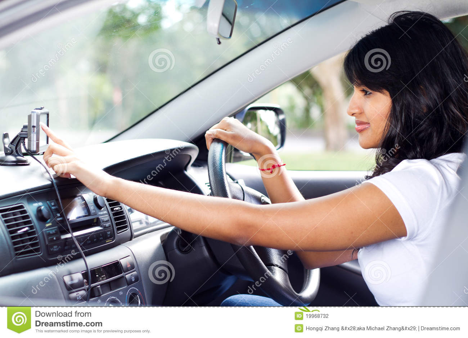 Gestionnaire utilisant le GPS