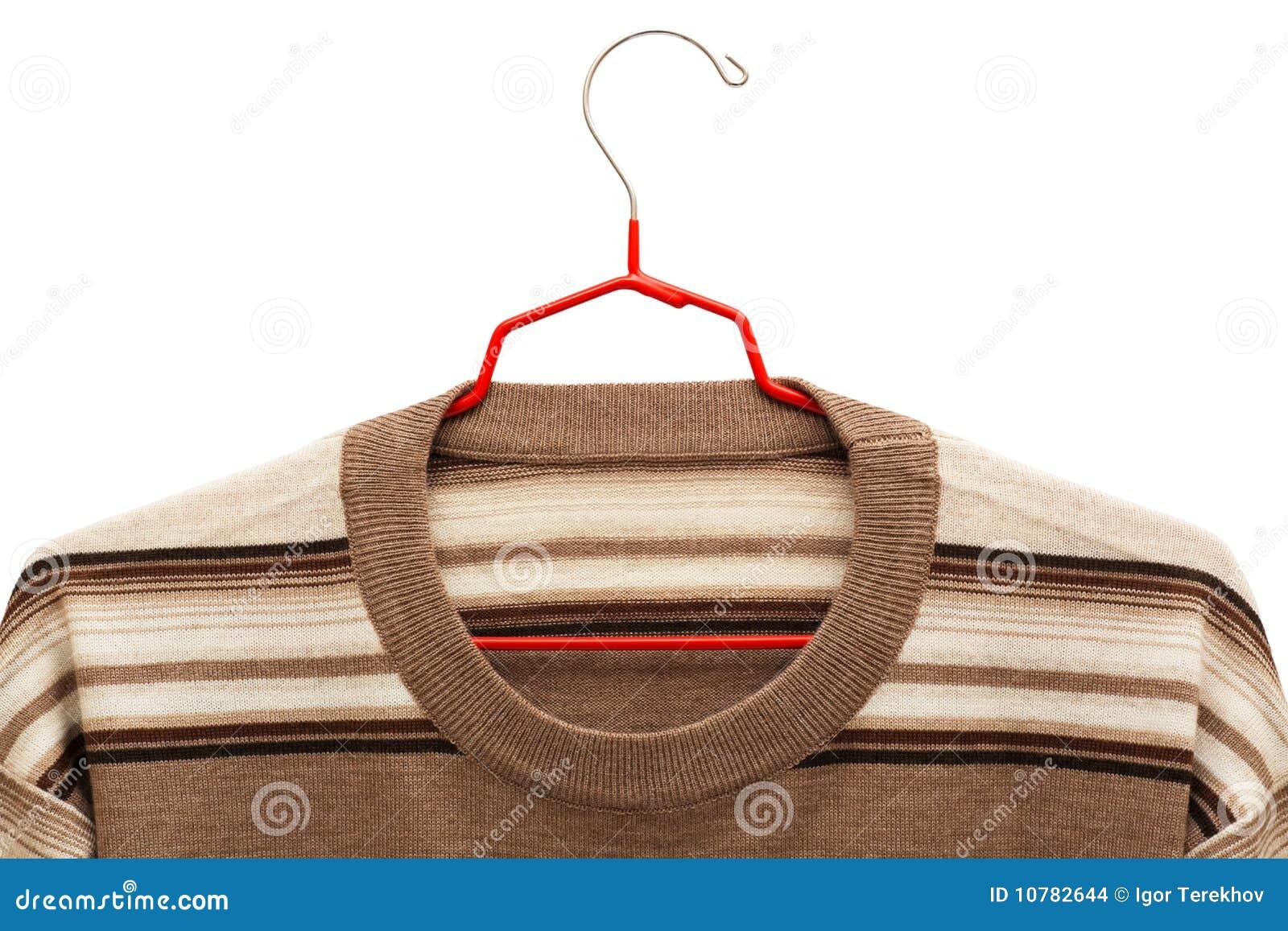 Gestreepte sweater
