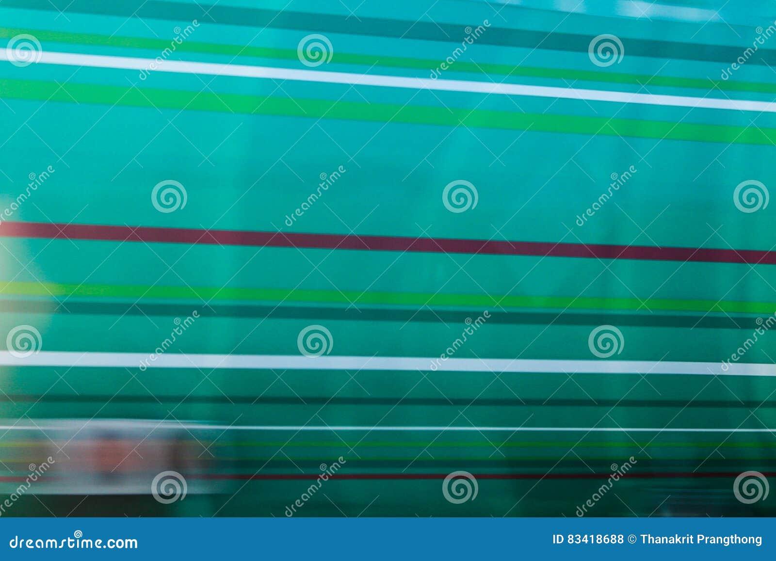 Gestreifter abstrakter grüner Hintergrund