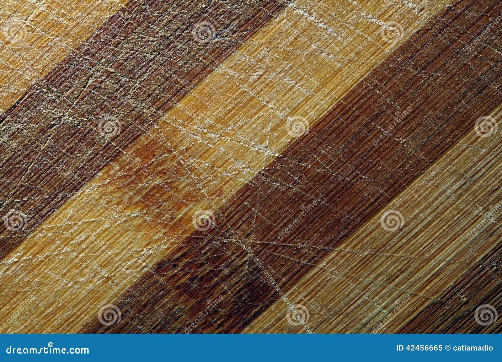 Gestreiftes verkratztes Holz