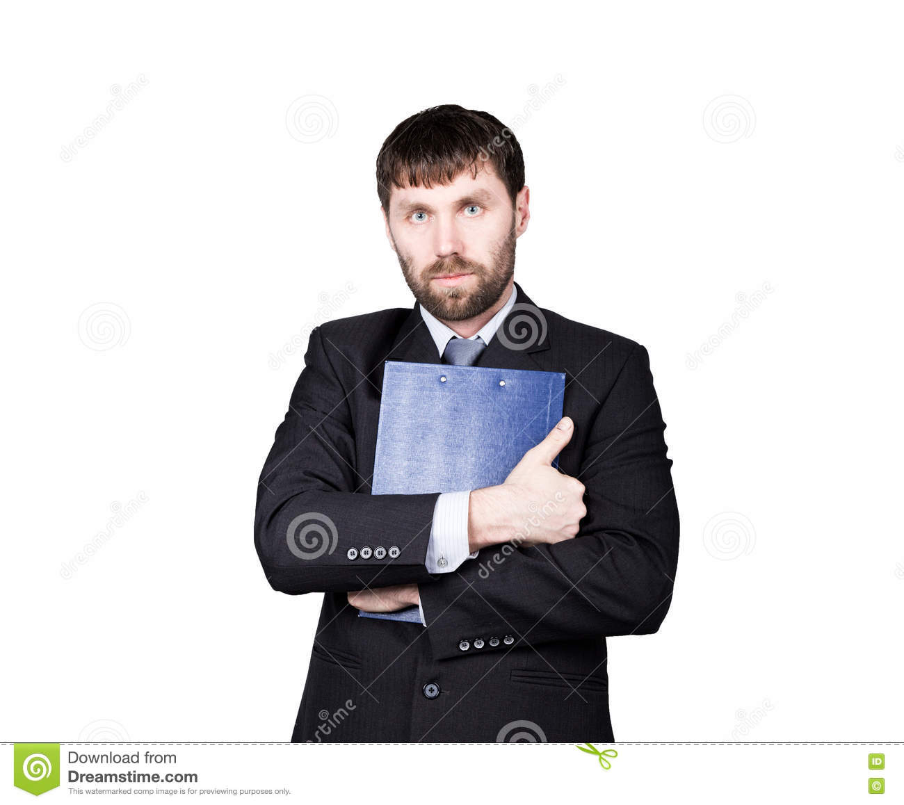 Gestures Distrust Lies  Body Language  Man In Business Suit