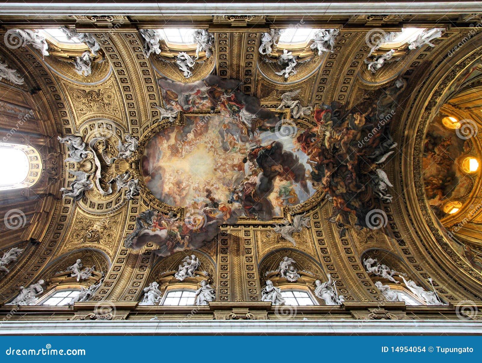 Gesu Ρώμη εκκλησιών