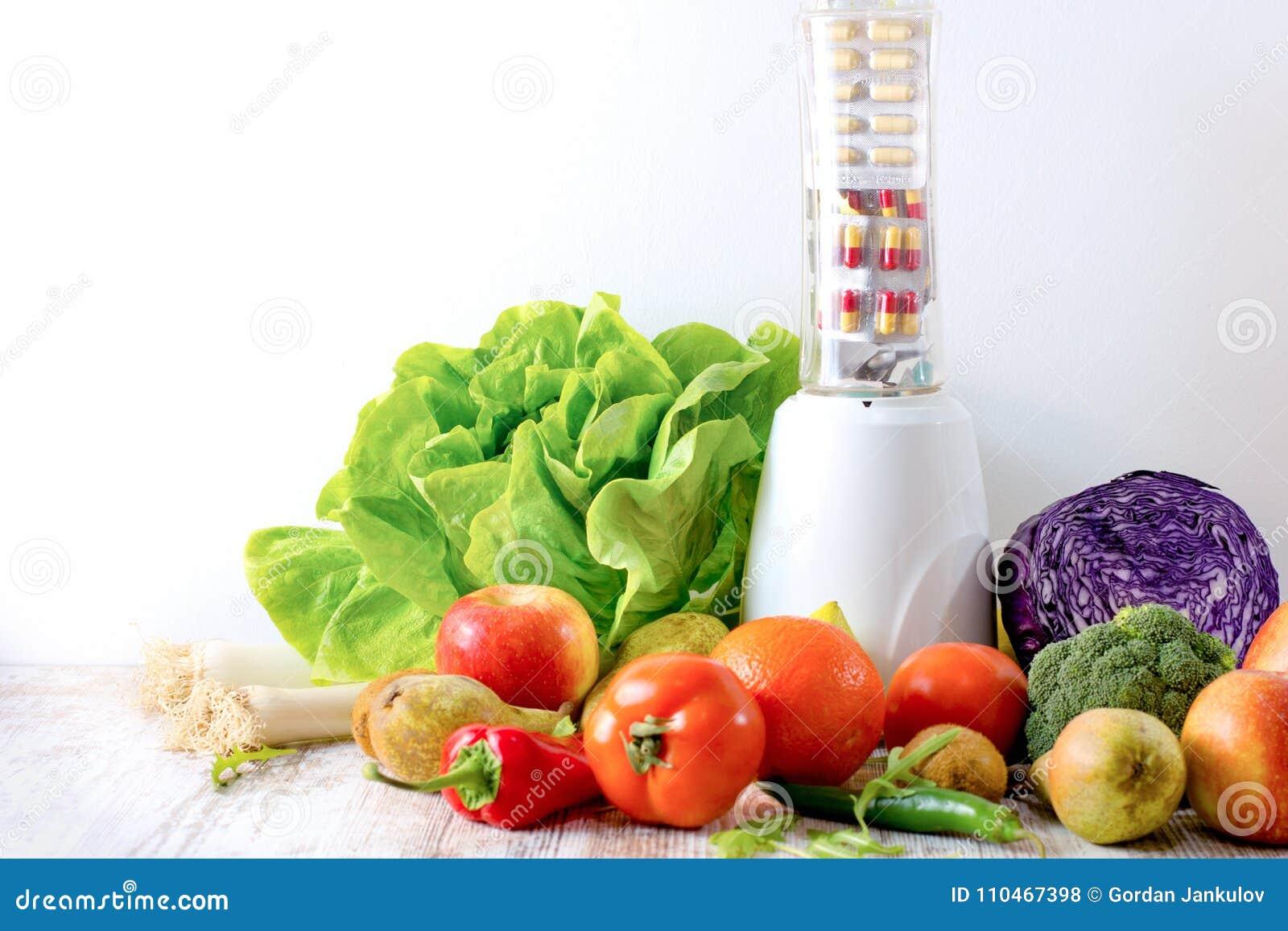 Gesunde Ernahrung Diat Organisches Obst Und Gemuse Des Gesunden