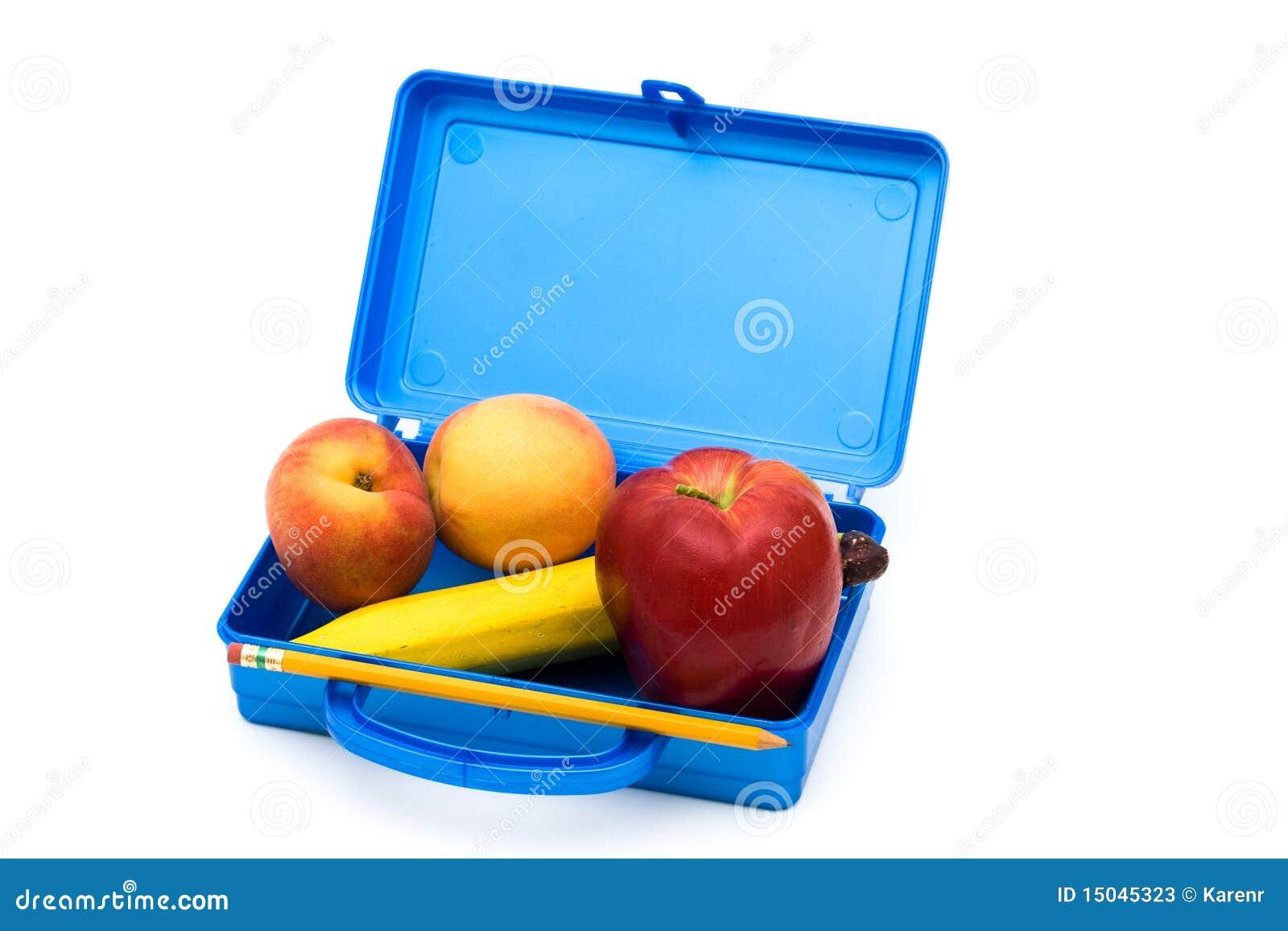 Gesunde Schulmahlzeit