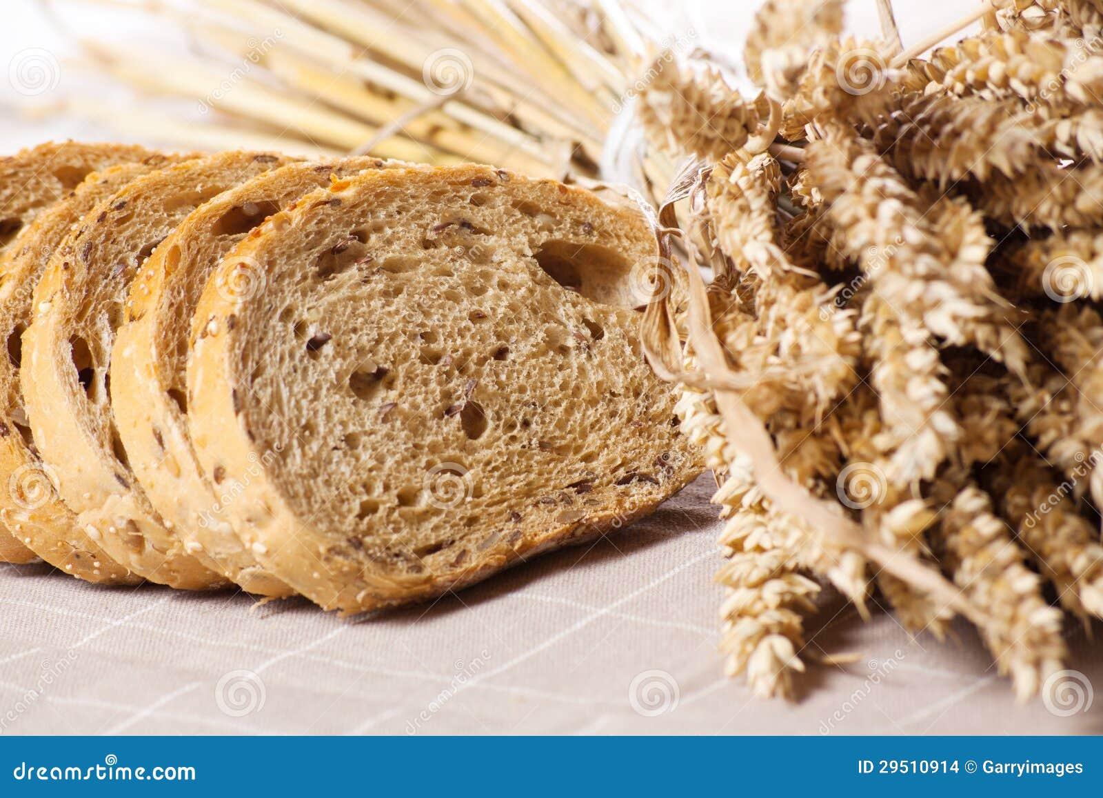Korn An Korn Brot