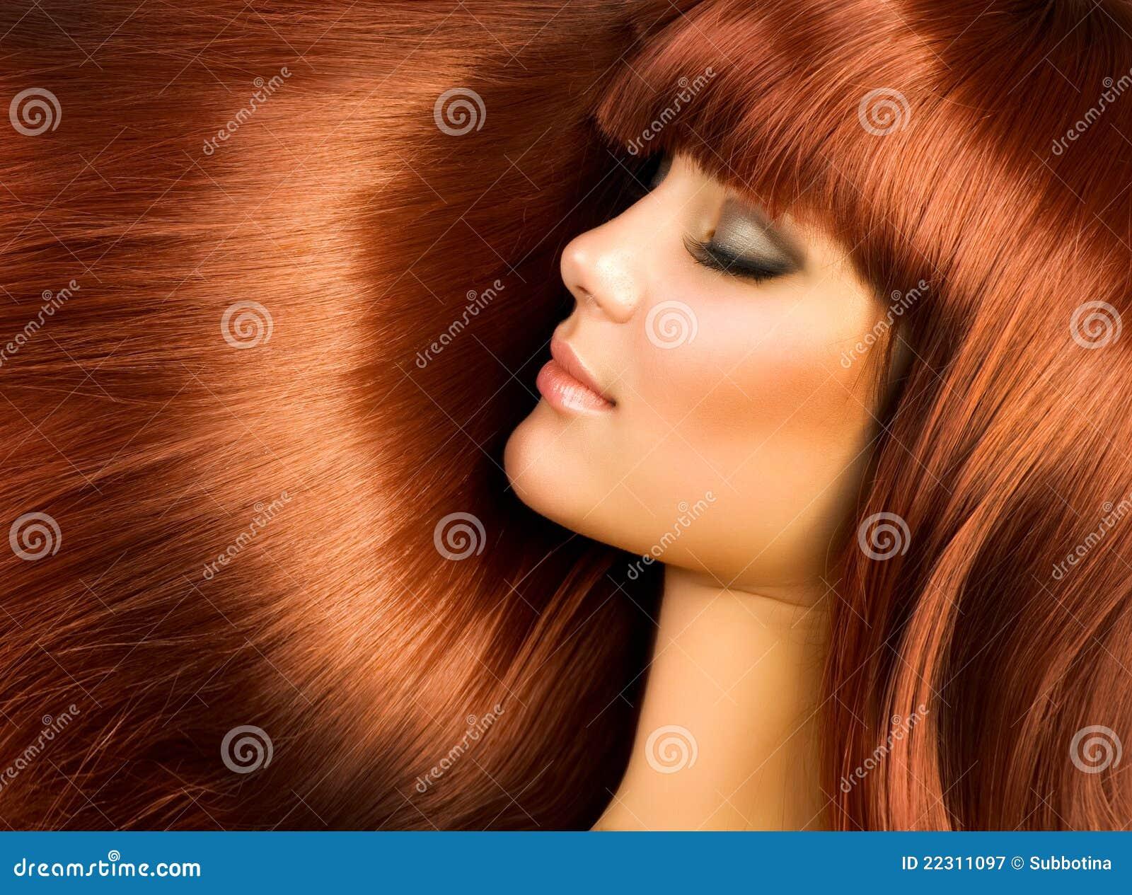 Gesundes Haar