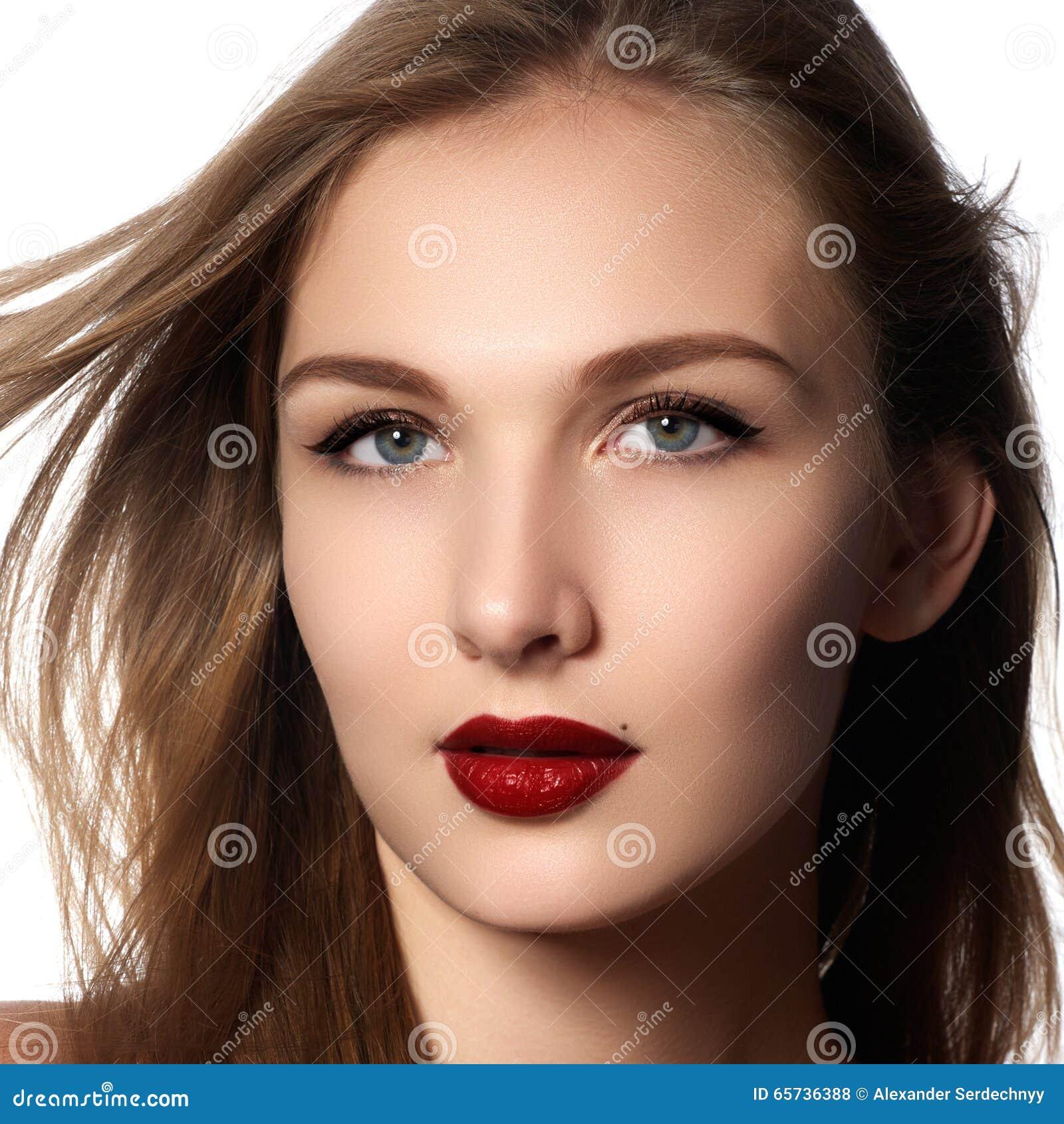 Gesundheit, Schönheit, Wellness, haircare, Kosmetik und Verfassung beaut