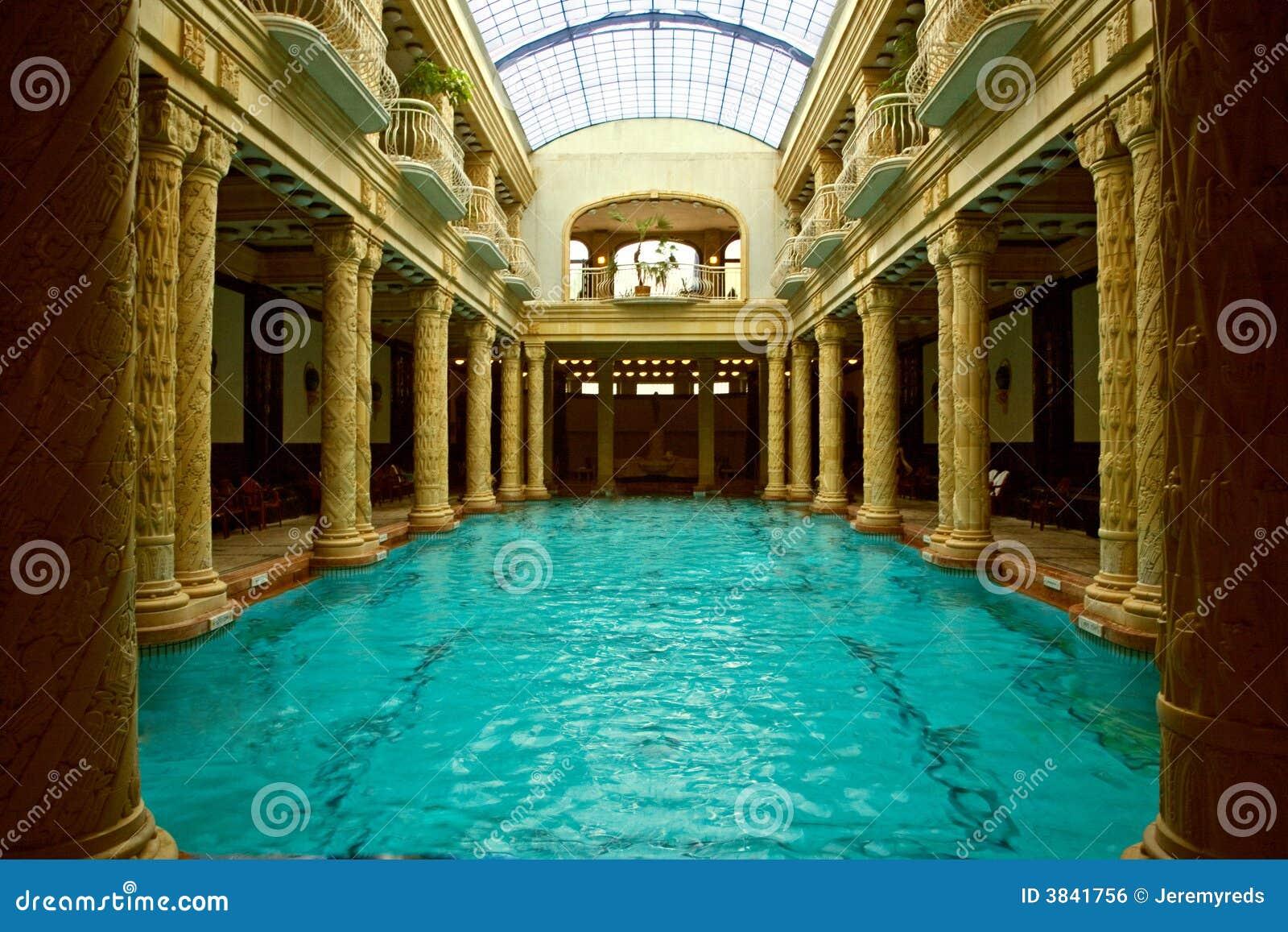 Gesundheits-Badekurort-Pool Europa