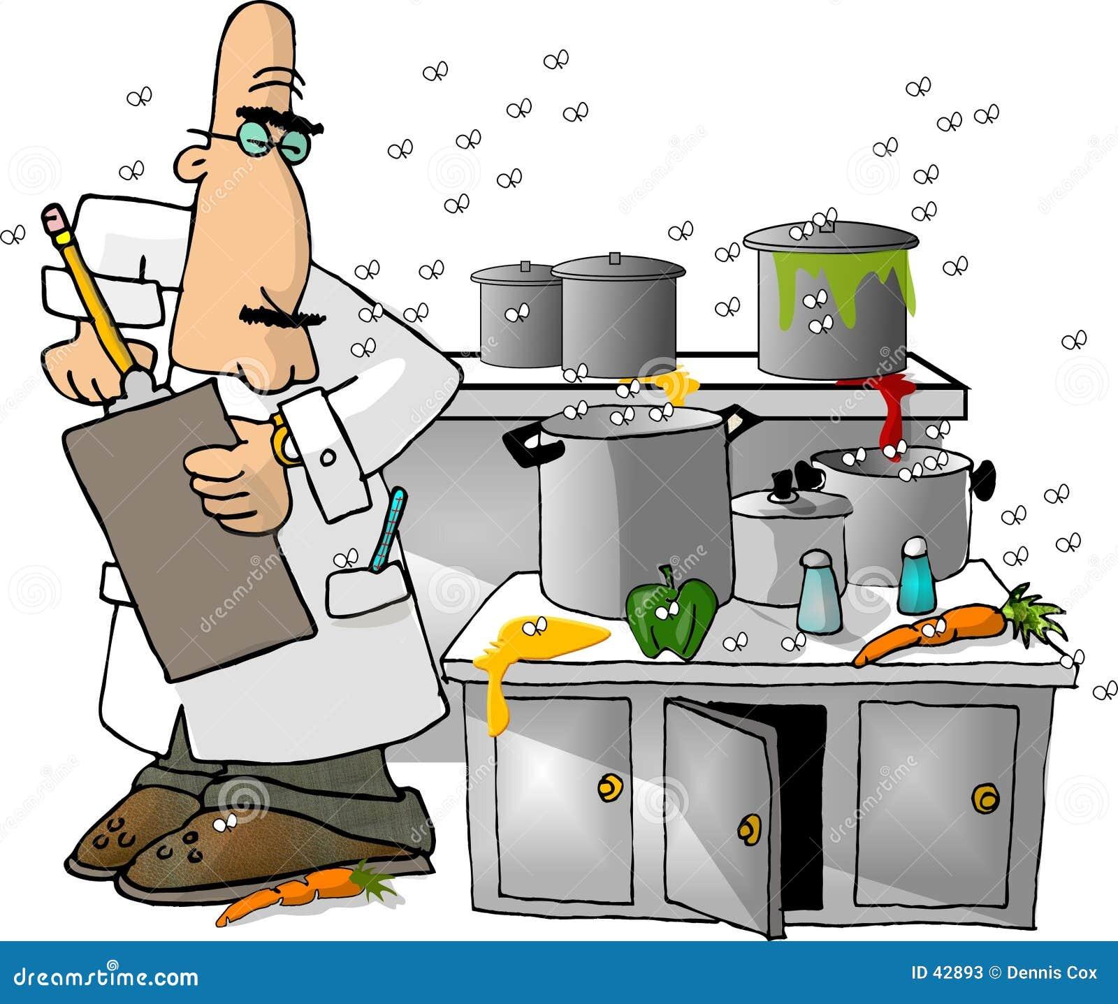Download Gesundheits-Prüfer stock abbildung. Illustration von schmutz - 42893