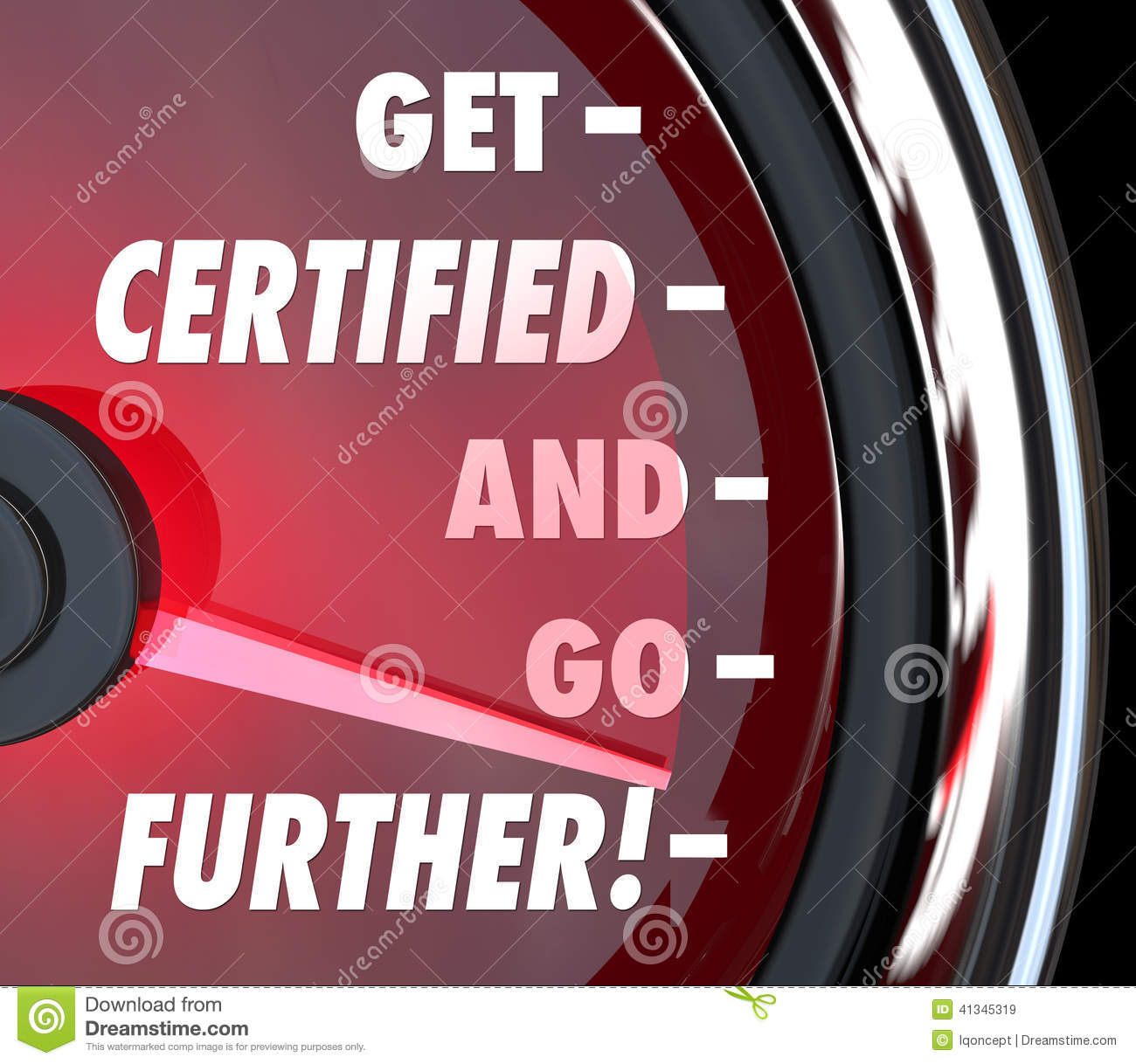 Get Certified And Go Further Speedometer Certification