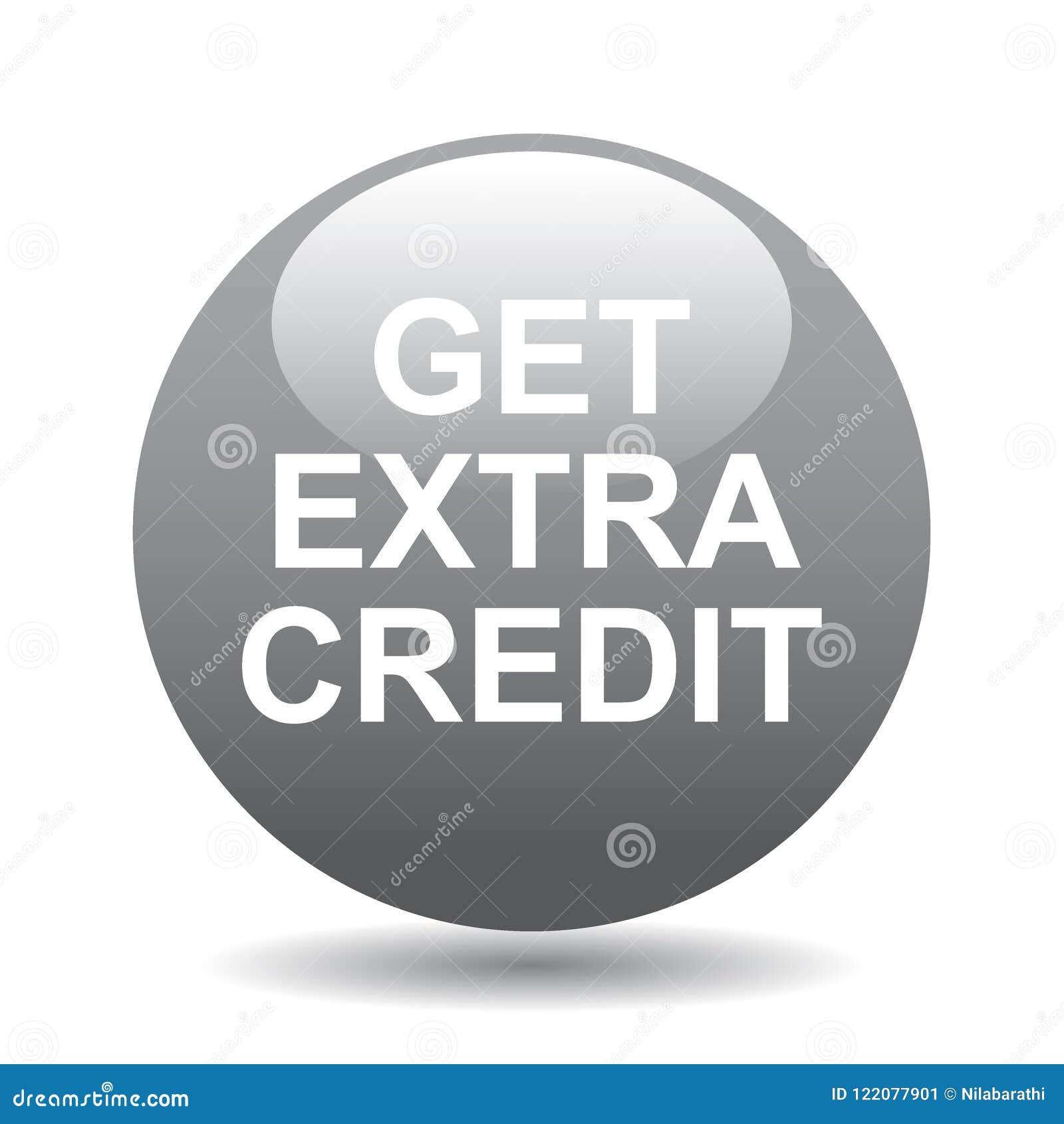 Get extra credit
