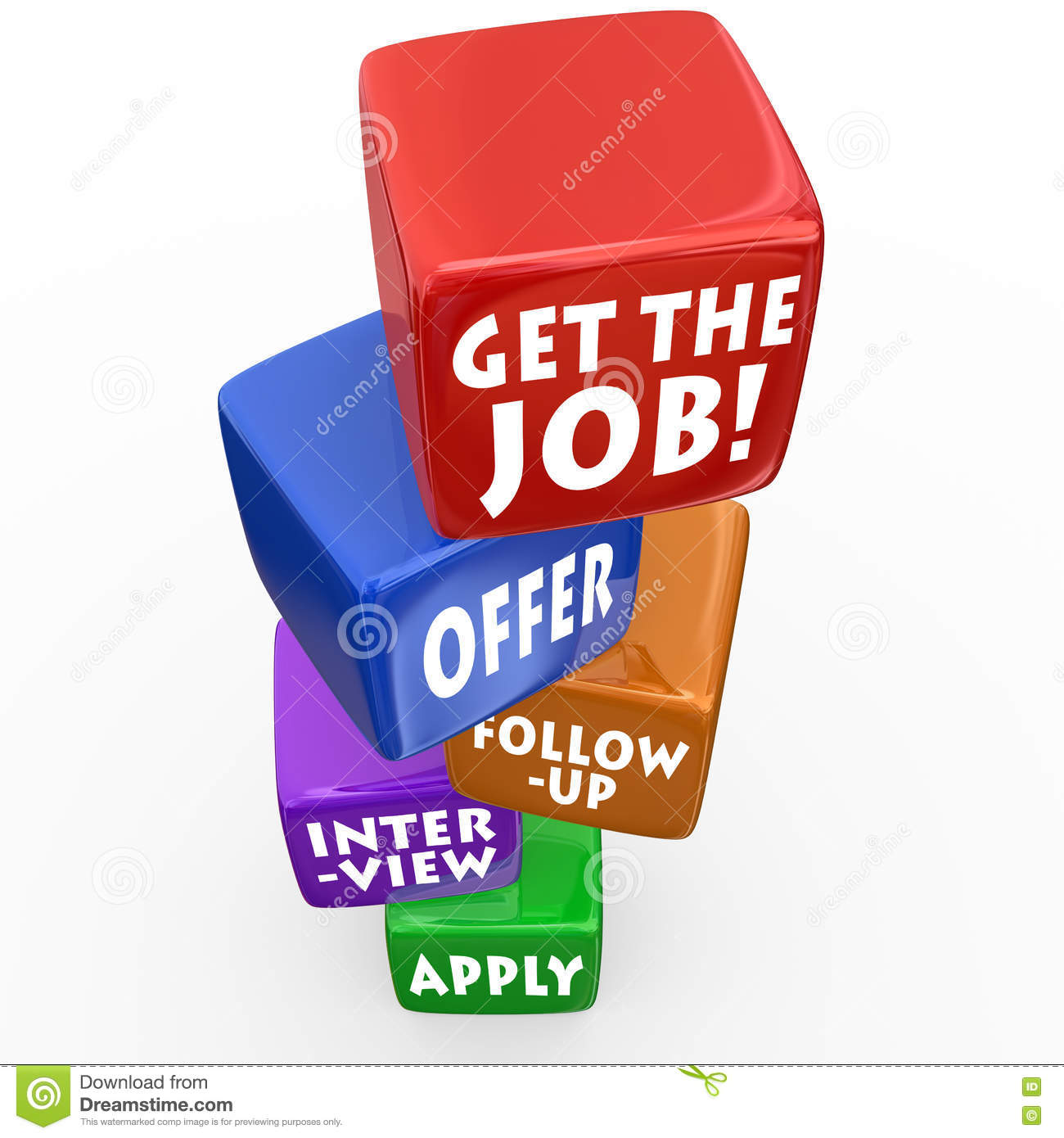 get the job application process interview follow up offer stock get the job application process interview follow up offer
