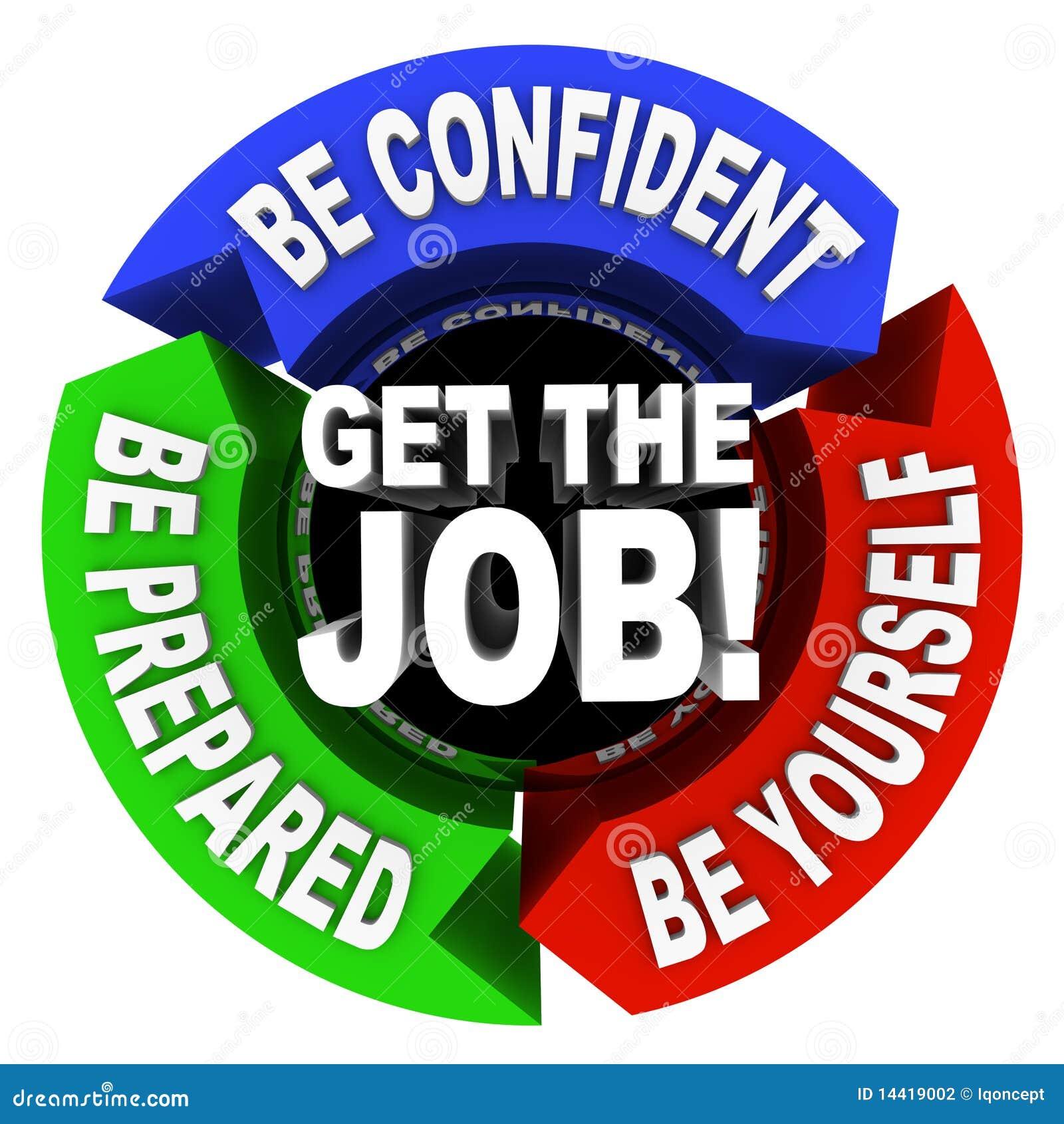 Get the Job - Arrows Diagram