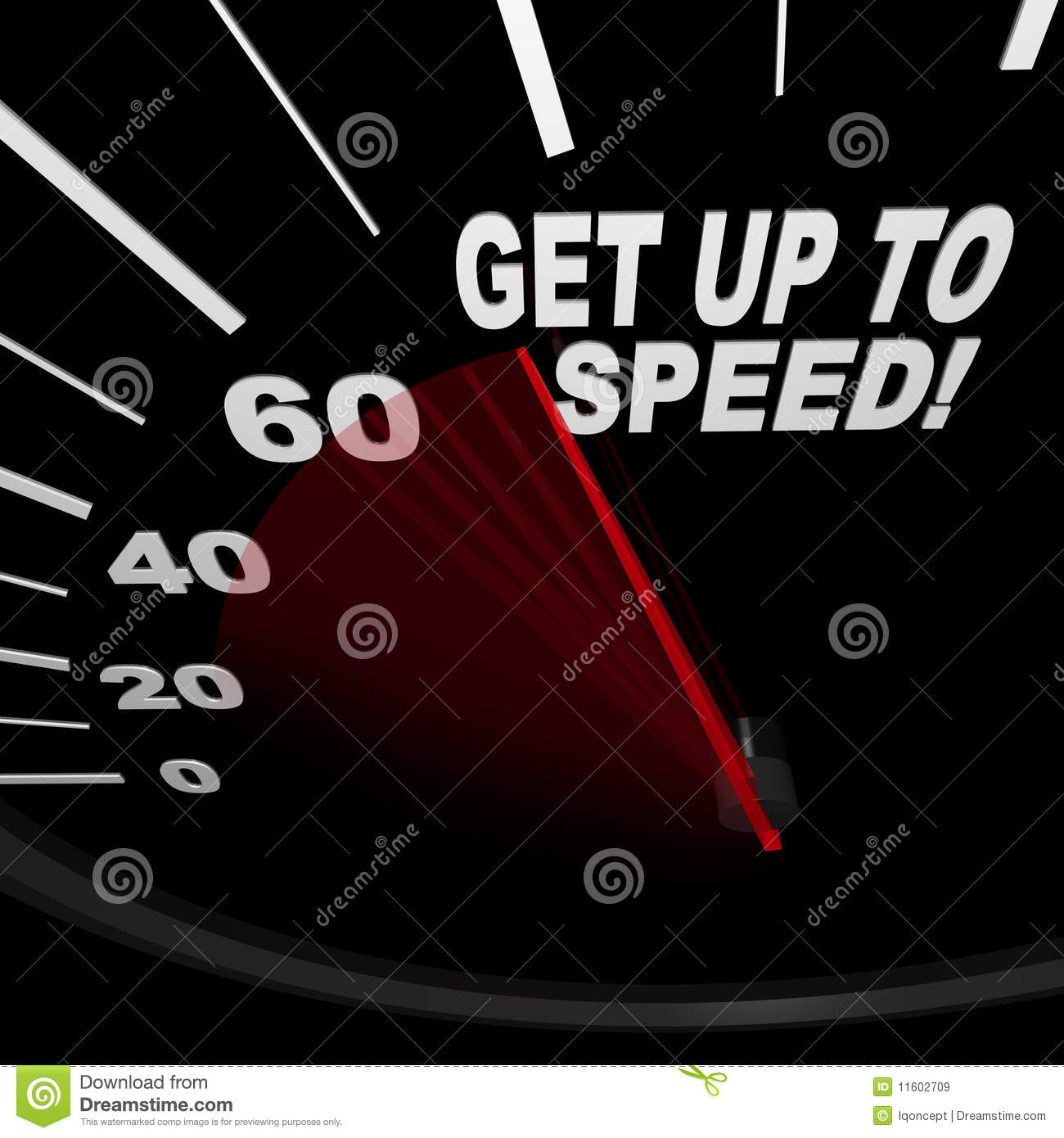 Get Up To Speed - Speedometer Royalty Free Stock Images - Image ...