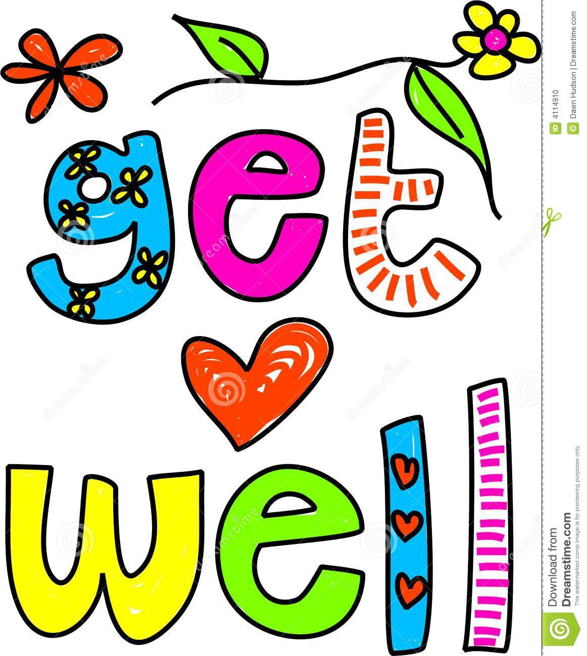 clip art get well pictures - photo #18
