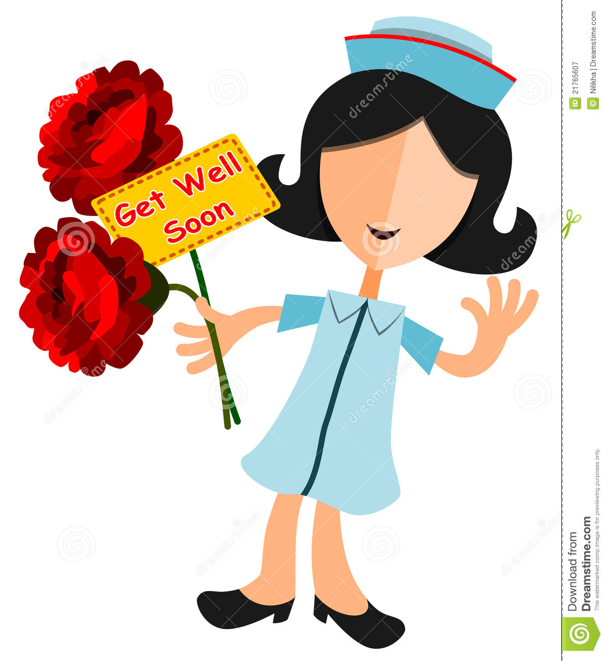 get well soon stock illustration illustration of expression 21765607 rh dreamstime com free clipart get well soon get well soon clipart free