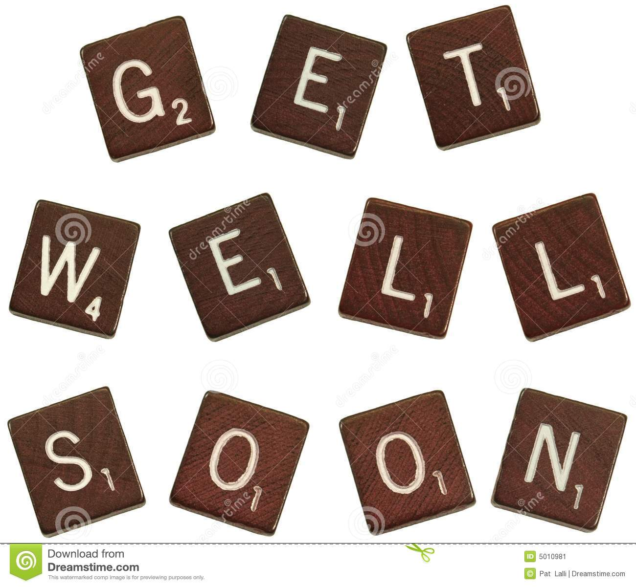 Get Well Soon Stock Image Image Of Sickly Command Tiles