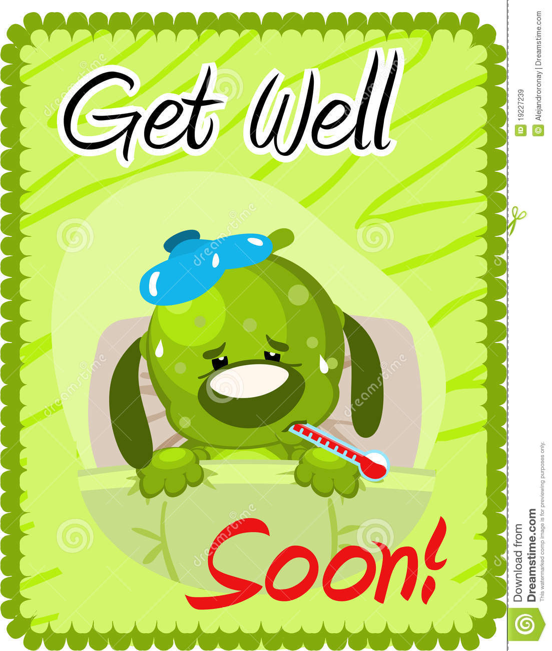 Get Well Messages For Your Dog