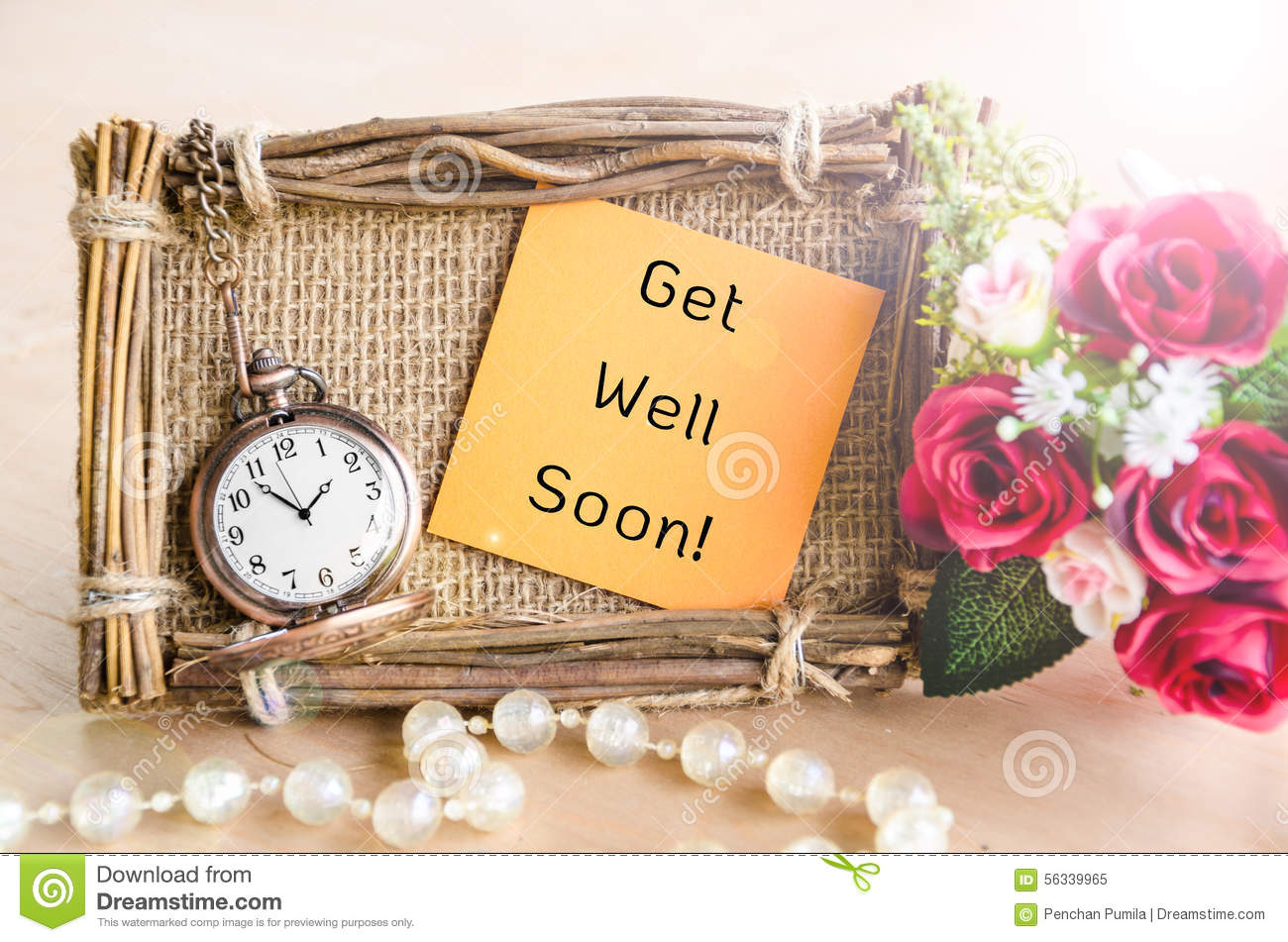 Get Well Soon Stock Illustration Illustration Of Illustration 6561821