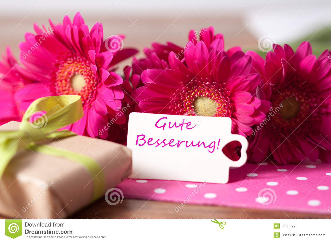 Get Well Soon Stock Image Image Of Space Greeting Decoration 53509779