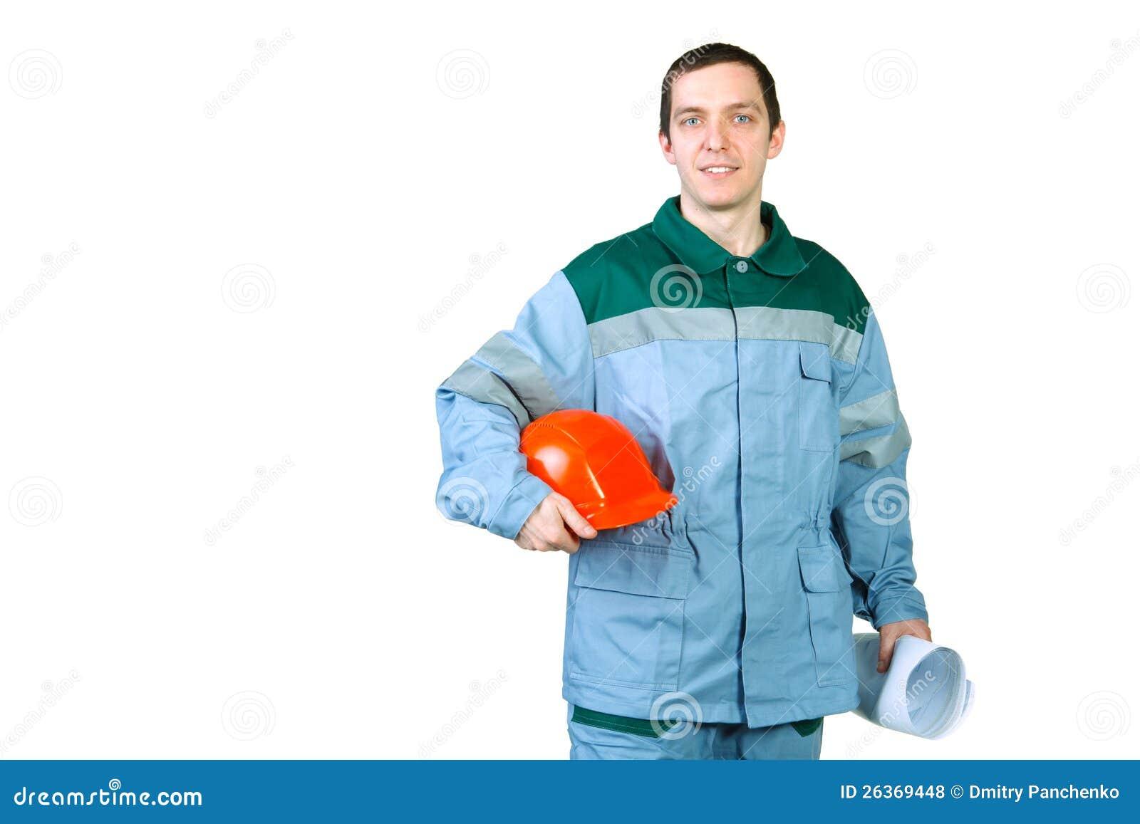 Getrennte Abbildung der jungen Arbeitskraft
