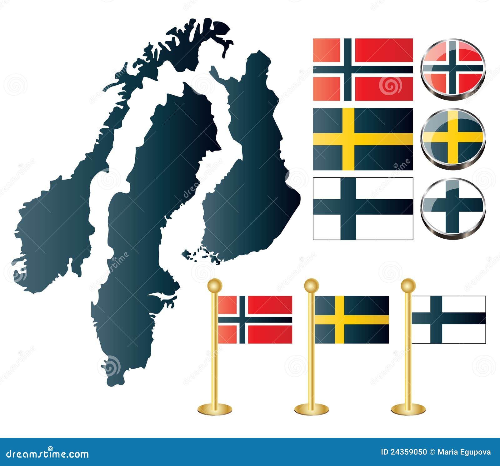 karten schweden download
