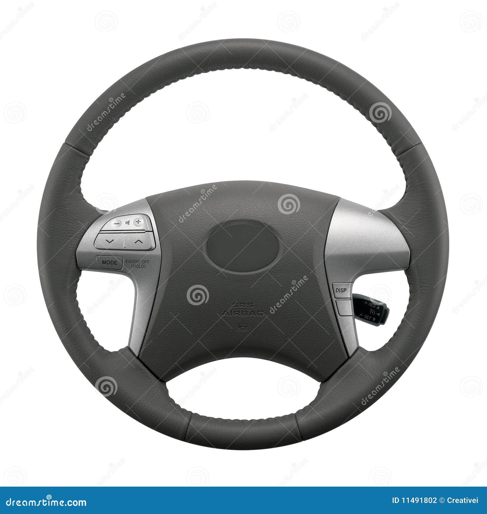 Getrenntes Auto-Lenkrad