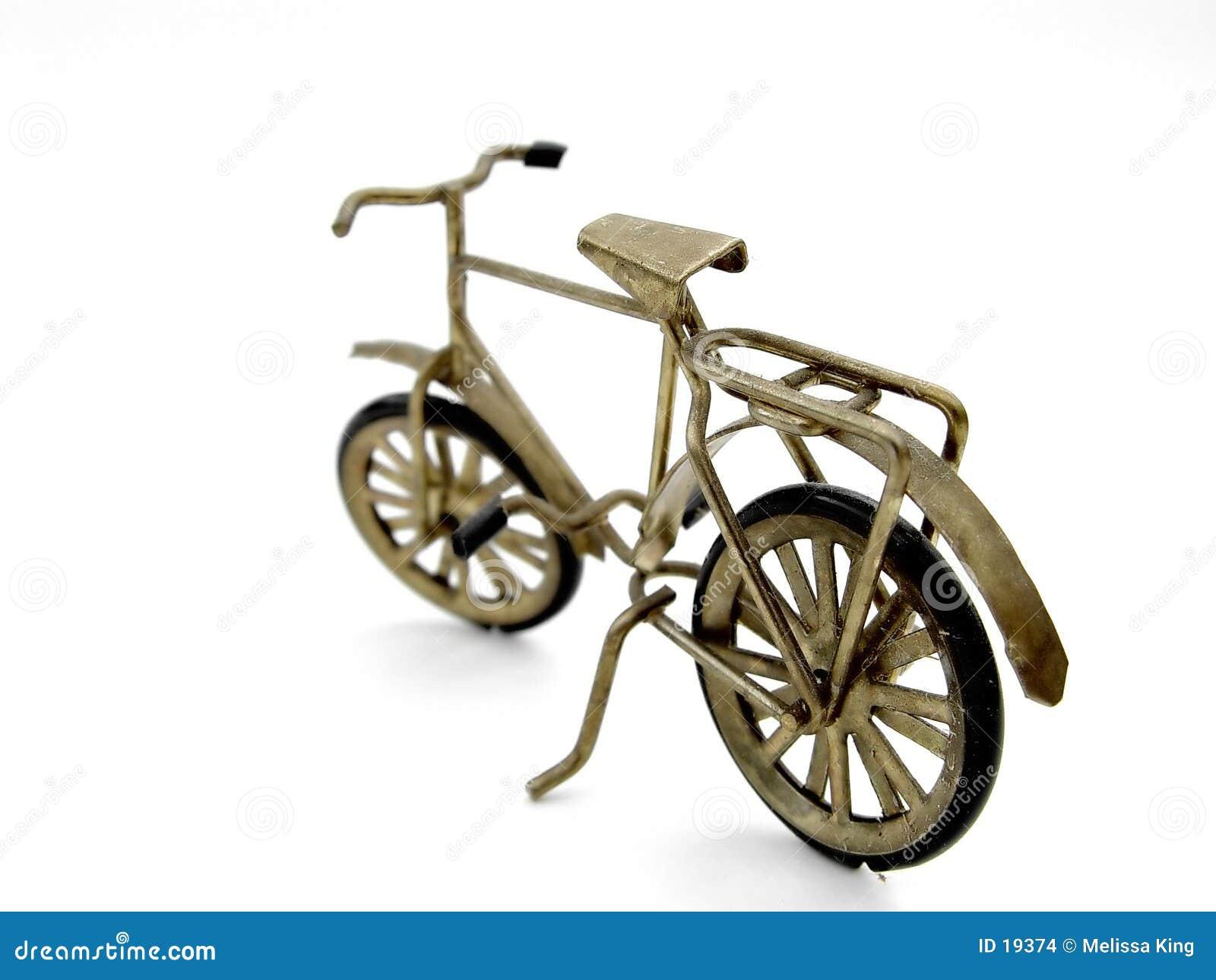 Getrenntes Fahrrad