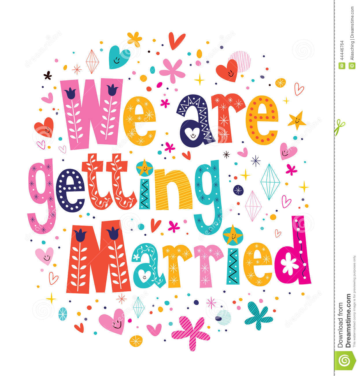 Getting married after short time dating