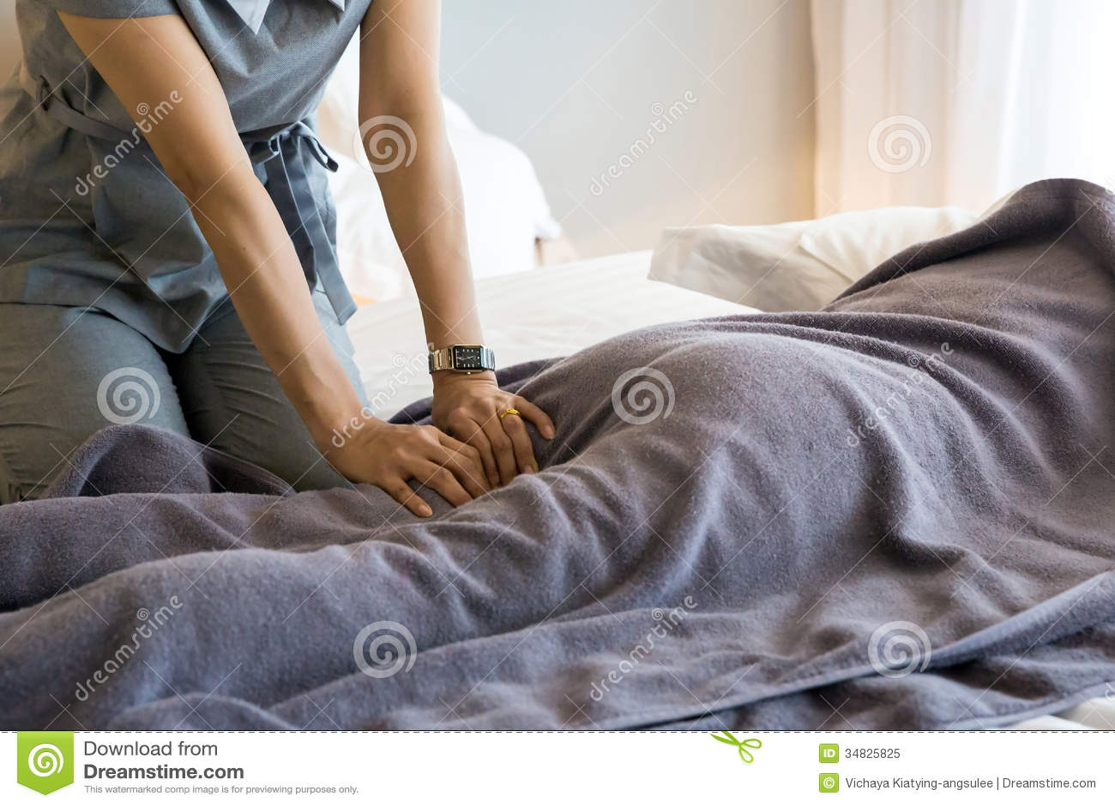 Getting Massage