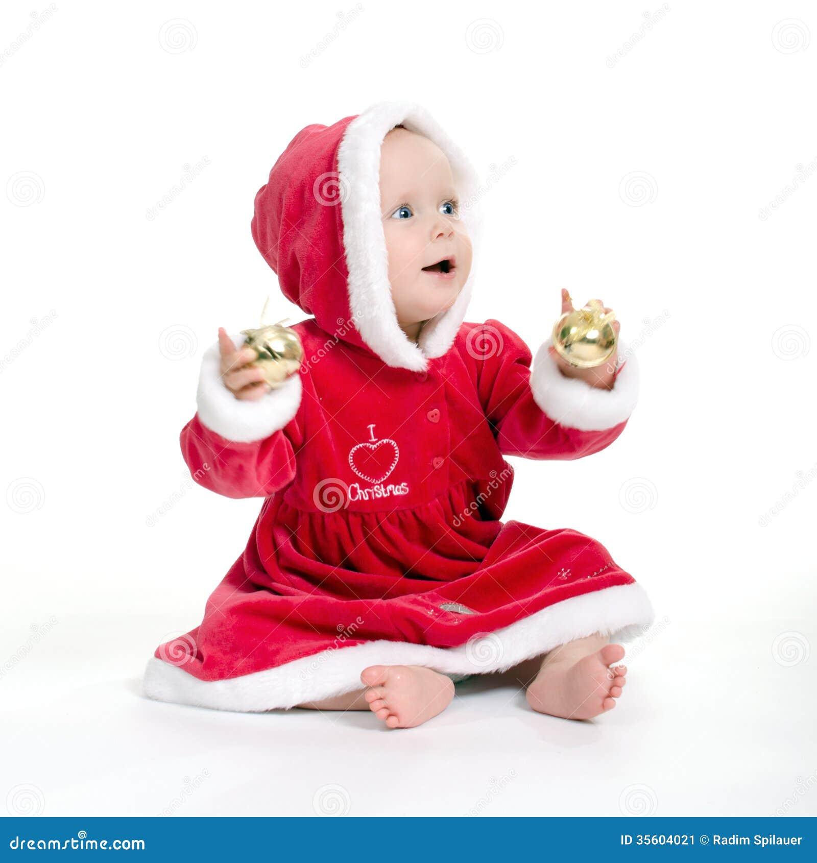 Christmas dress for baby - Baby Christmas Costume Dress