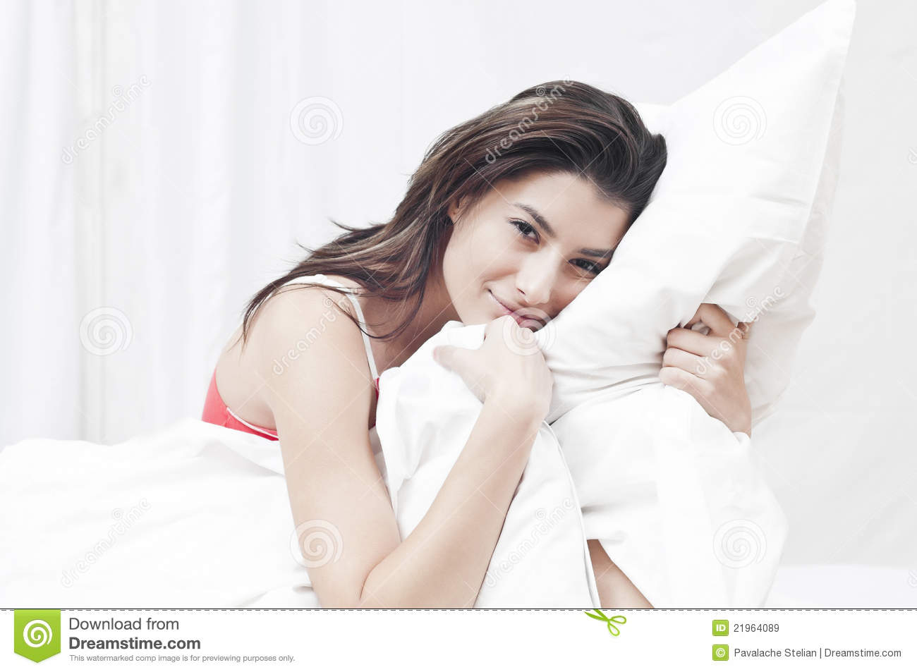 Getting Ready To Sleep Stock Image Image Of Morning