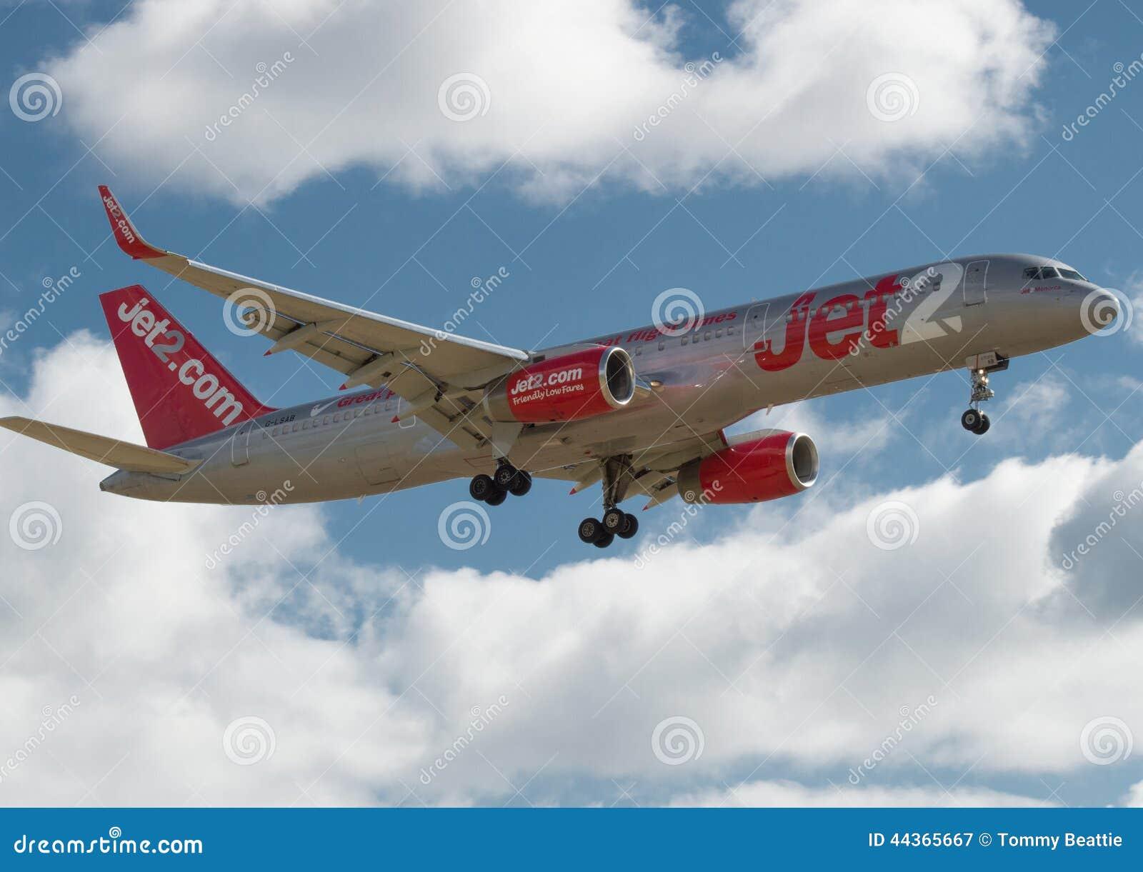 Getto 2 Boeing 757