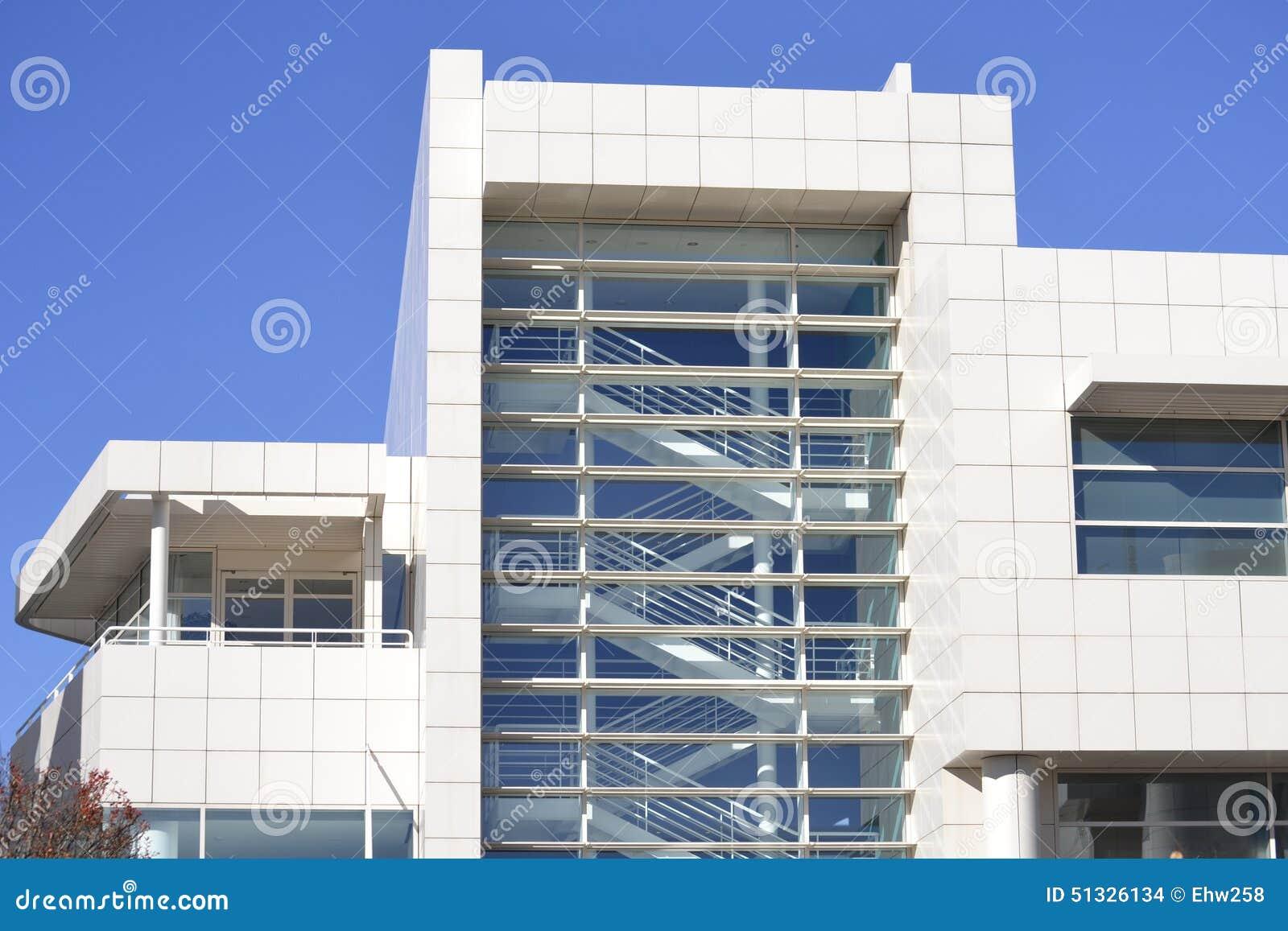 Treppenhaus architektur detail  Getty-Mitte-Treppenhaus-Architektur-Detail Stockfoto - Bild von ...