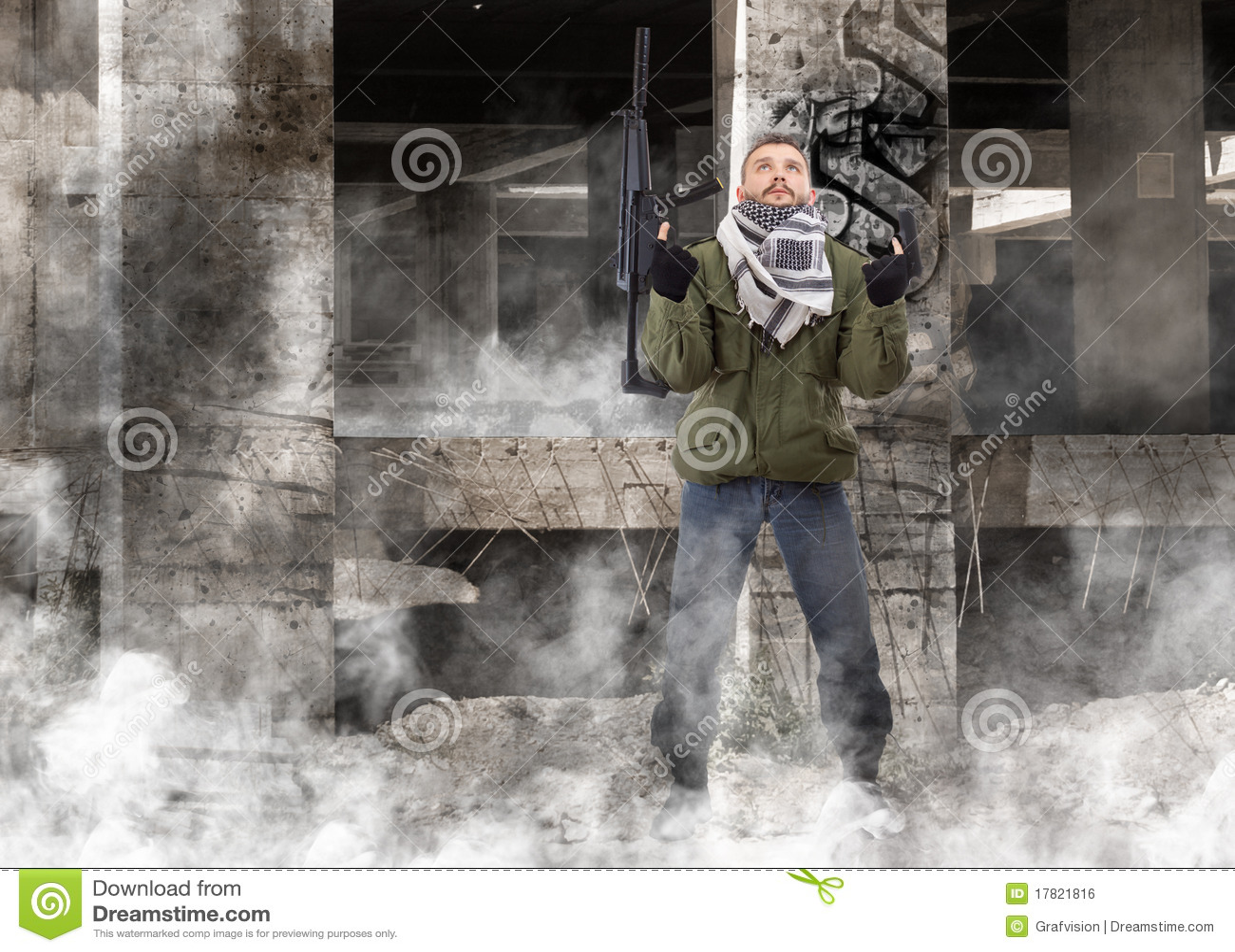Gevärterrorist