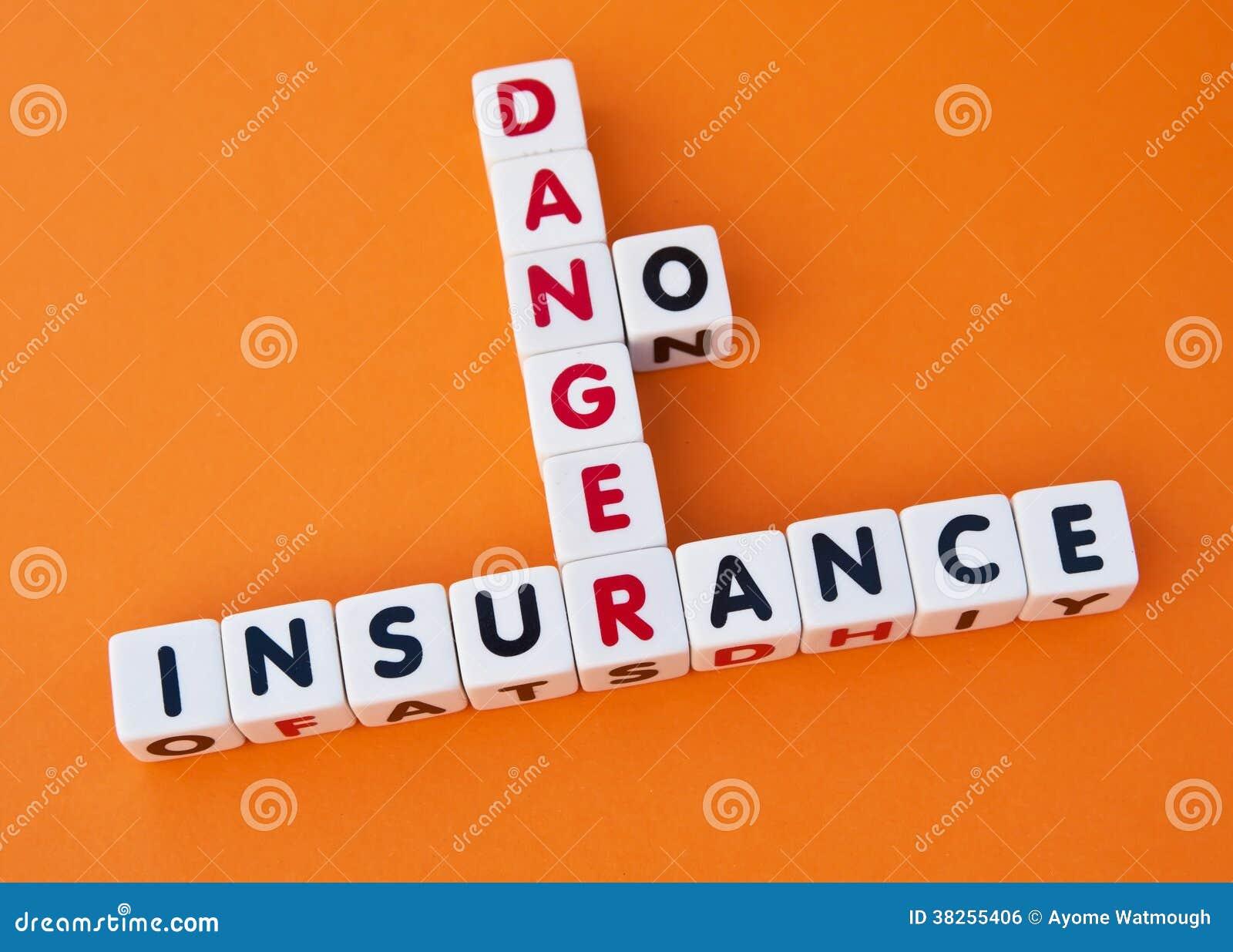 Gevaar geen verzekering