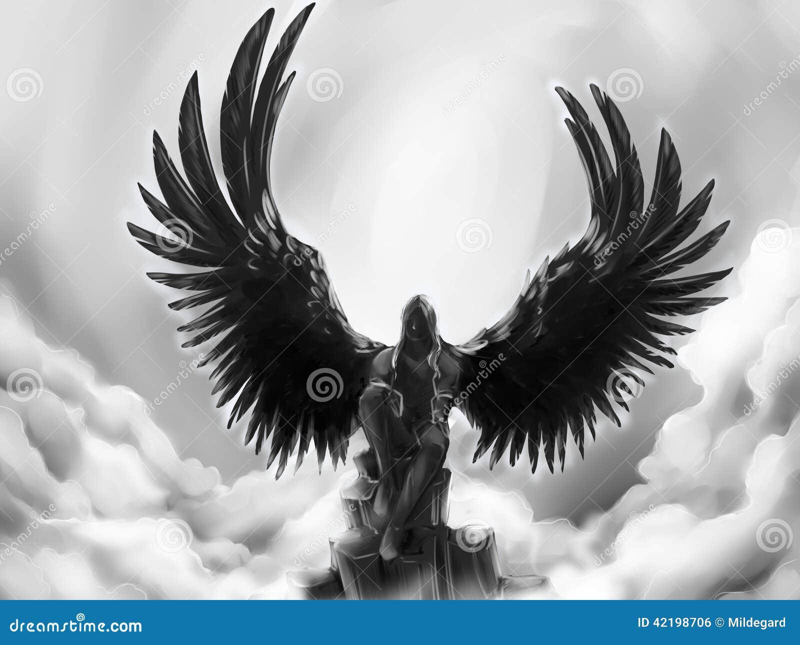 Gevallen engel