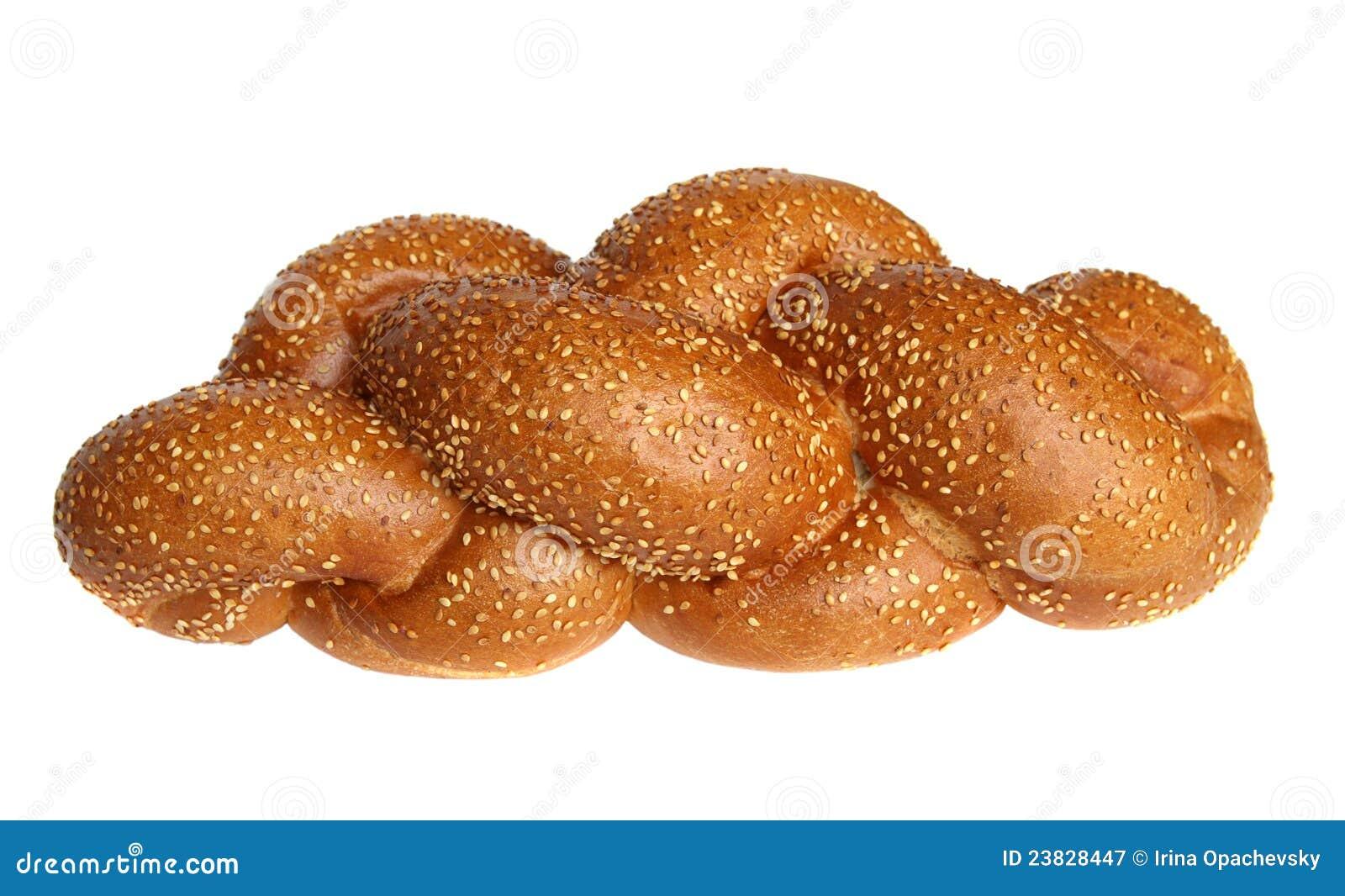 Gevlecht wit brood