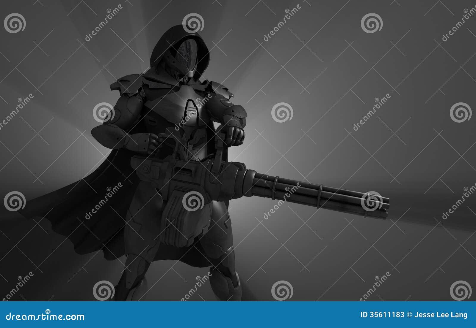 Gevorderde super militair