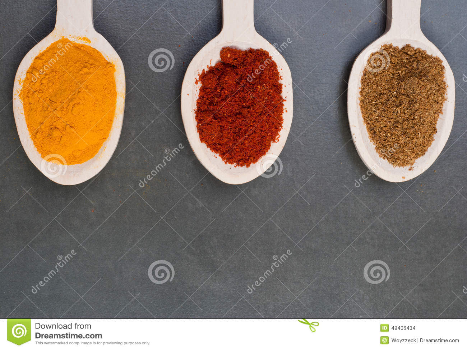 Download Gewürze stockfoto. Bild von küche, nahrung, bestandteil - 49406434